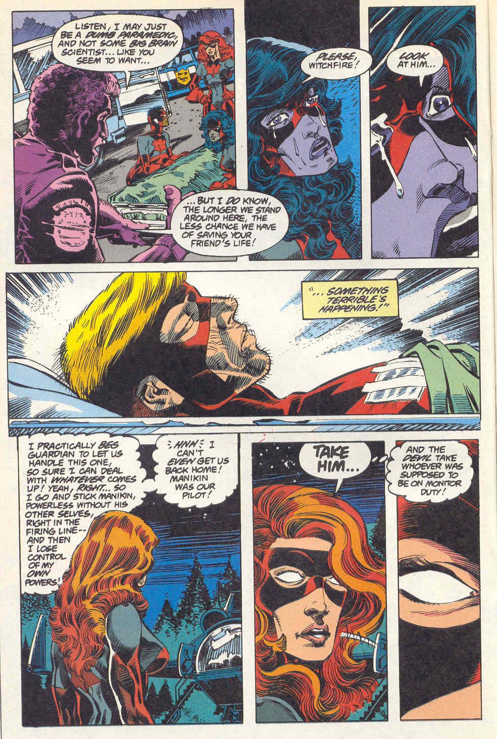 Read online Alpha Flight (1983) comic -  Issue #115 - 13