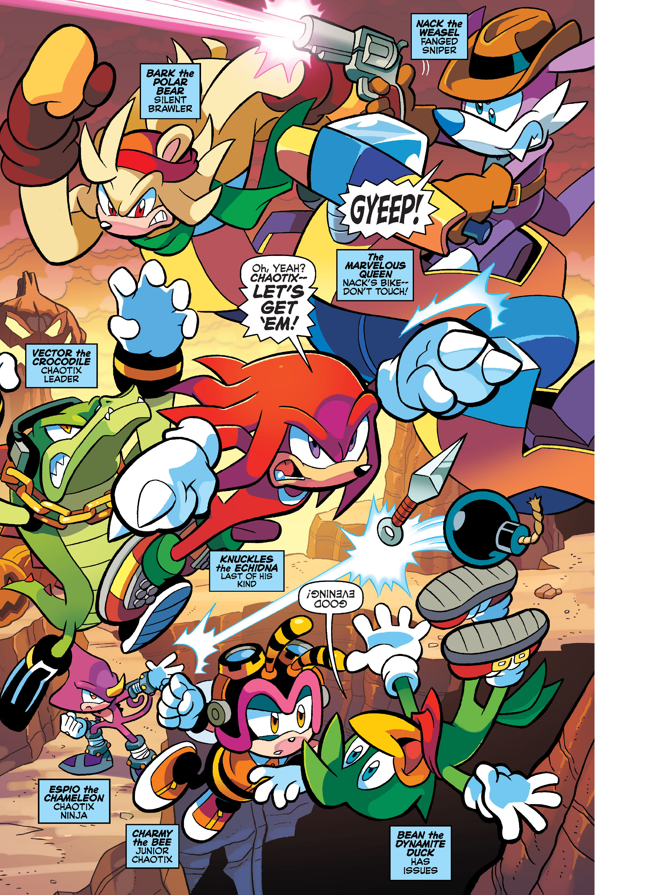 Read online Sonic Super Digest comic -  Issue #10 - 45