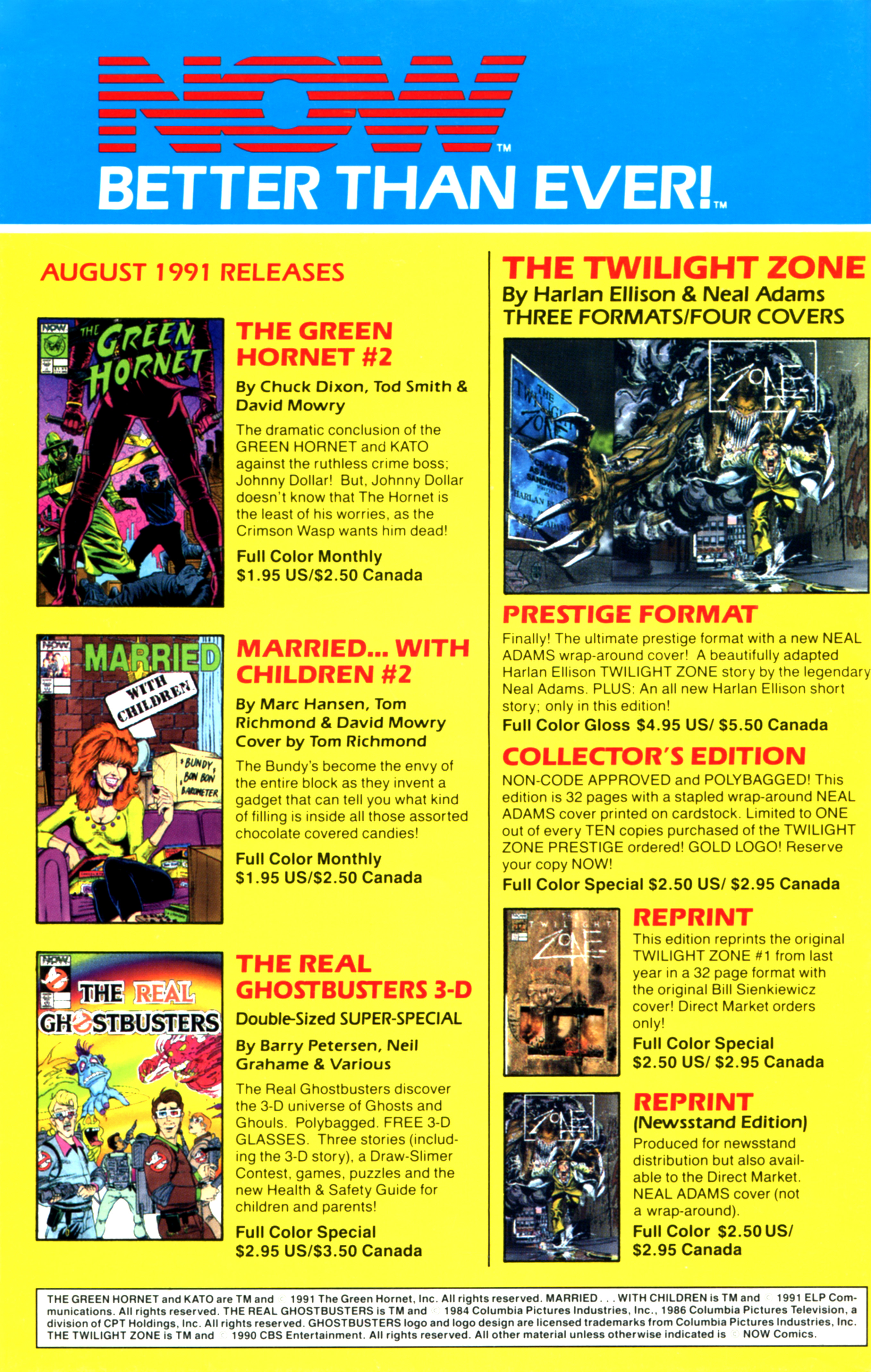 Read online Amazing Heroes comic -  Issue #193 - 51