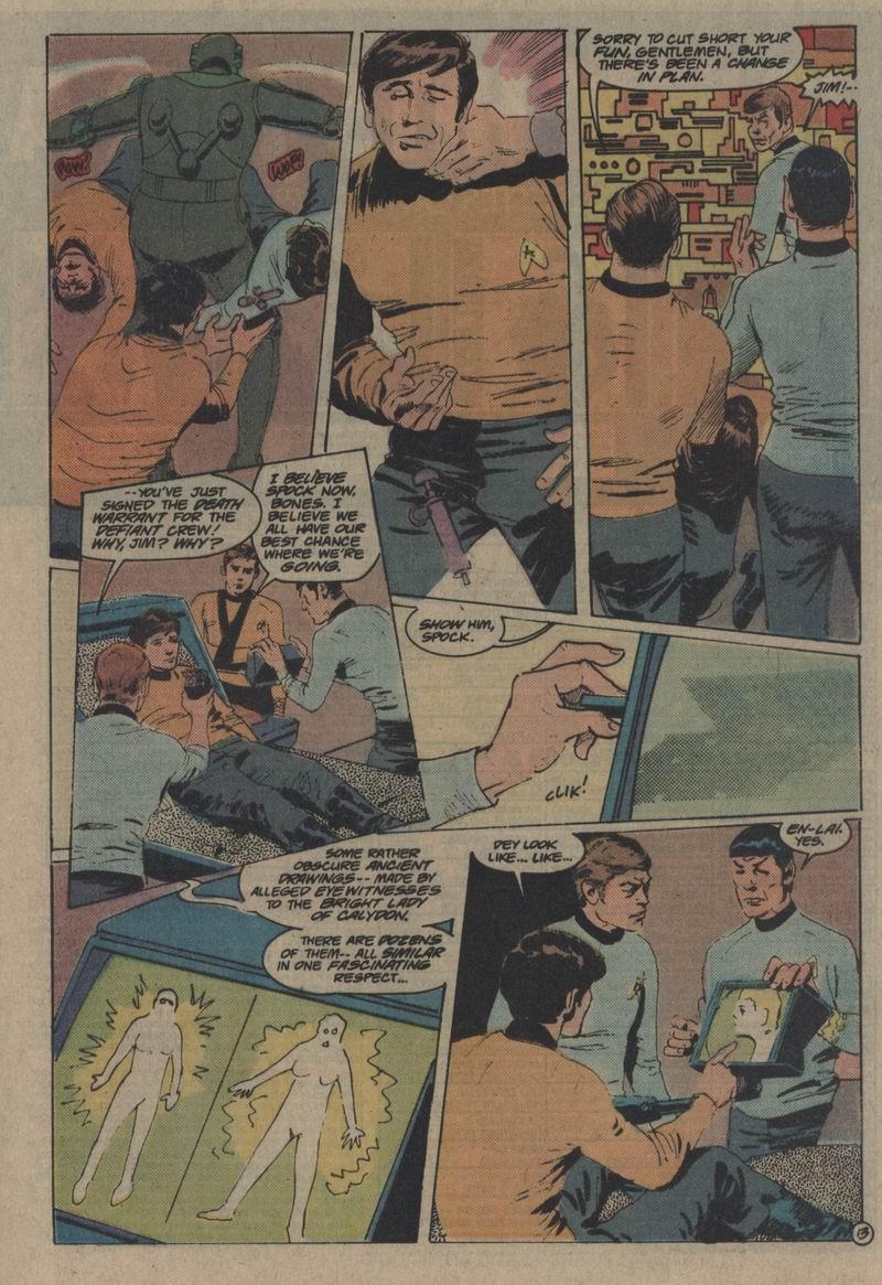 Star Trek (1984) #56 #59 - English 14