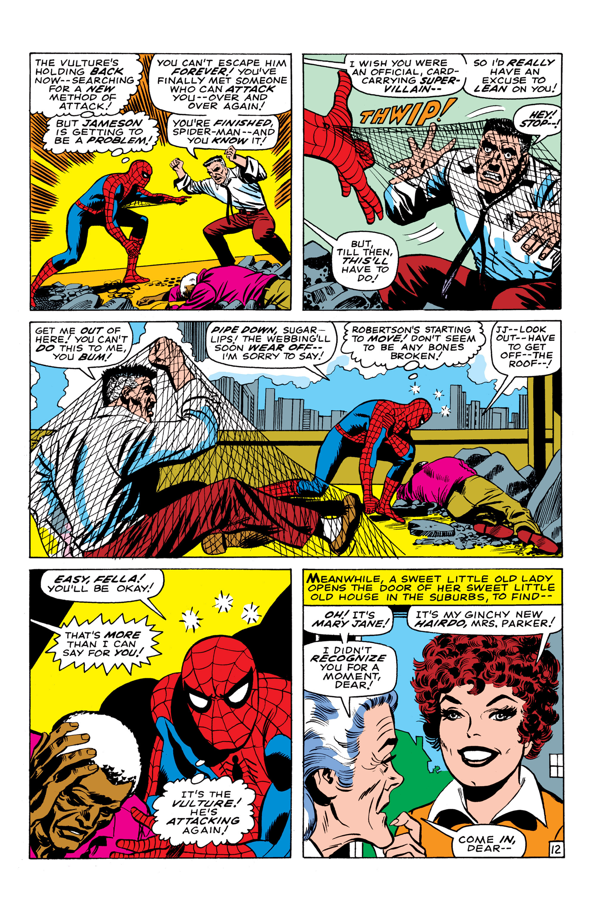 The Amazing Spider-Man (1963) 64 Page 12