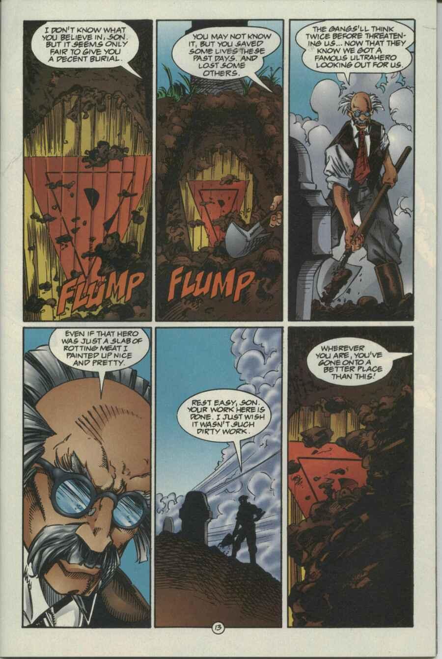 Read online Ultraverse Premiere comic -  Issue #4 - 13