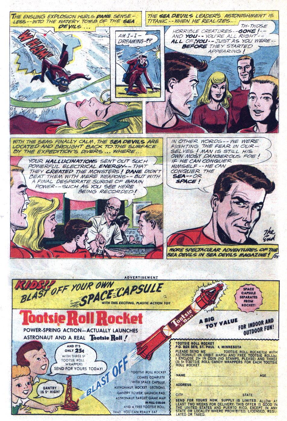 Read online Sea Devils comic -  Issue #11 - 32
