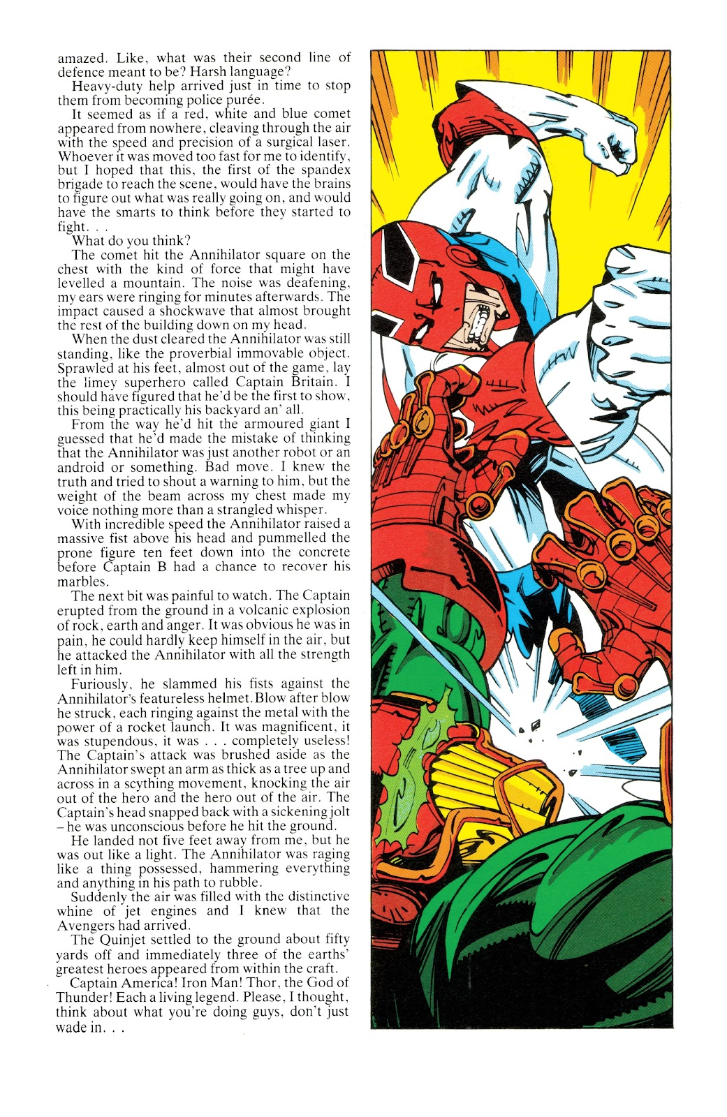 Read online Hulk: From The Marvel UK Vaults comic -  Issue # TPB (Part 3) - 39