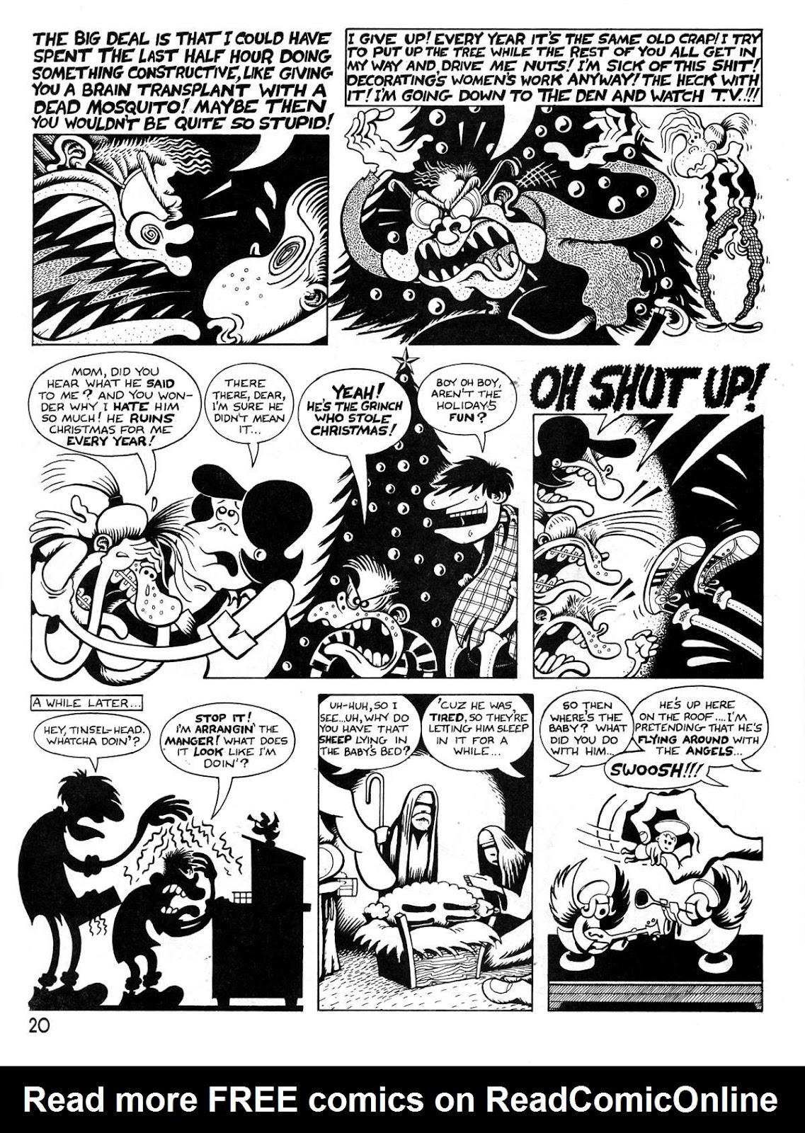 Read online Neat Stuff comic -  Issue #12 - 21