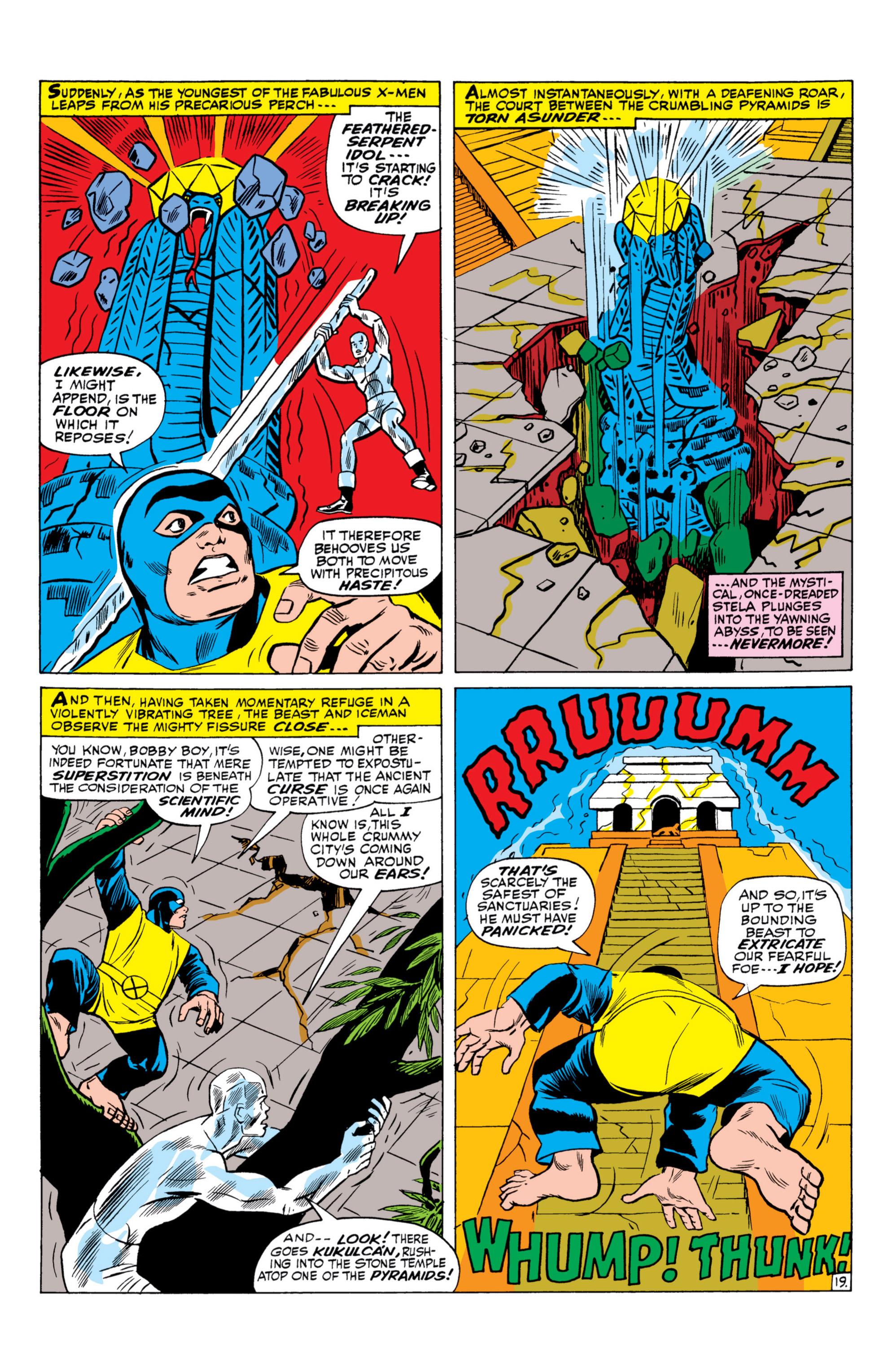 Read online Uncanny X-Men (1963) comic -  Issue #26 - 20