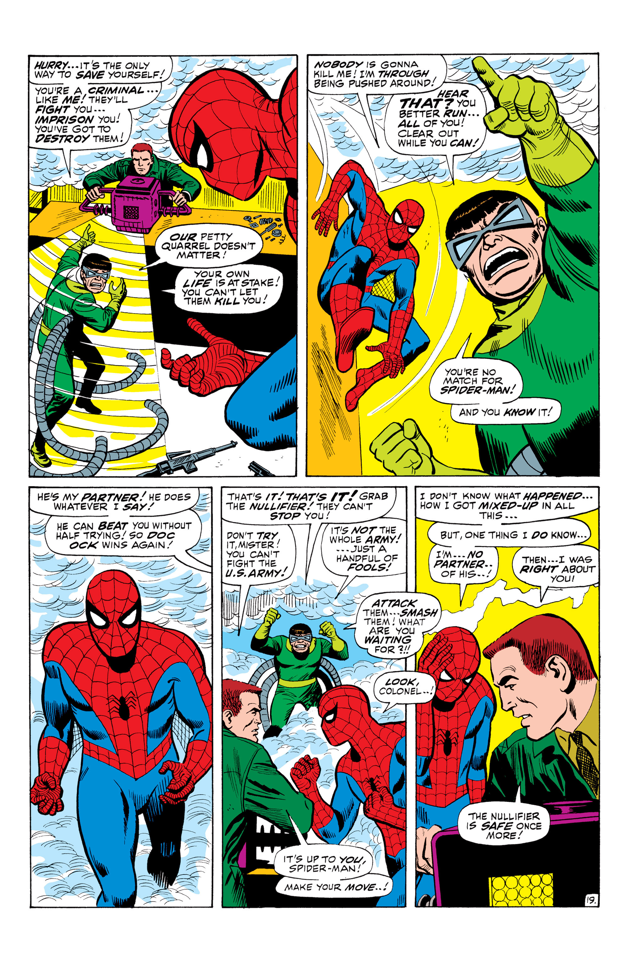 The Amazing Spider-Man (1963) 56 Page 19