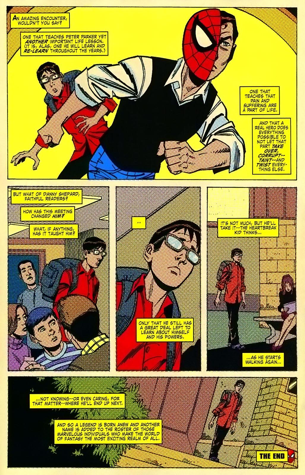Read online Amazing Fantasy (2004) comic -  Issue #15 - 40