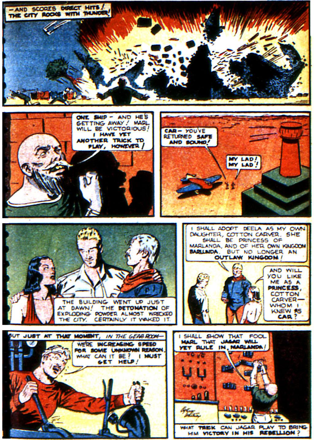 Read online Adventure Comics (1938) comic -  Issue #43 - 65