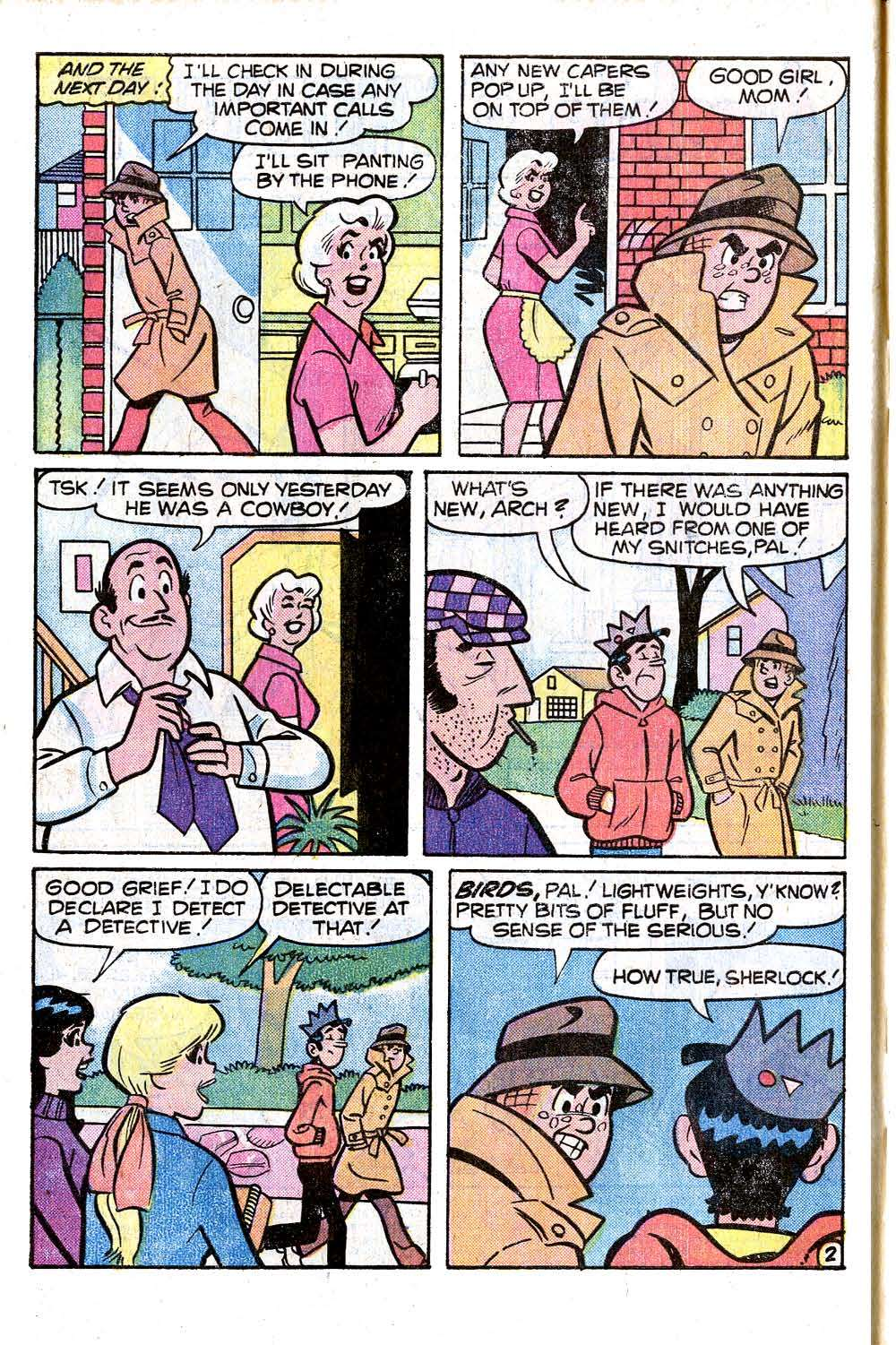 Read online Archie (1960) comic -  Issue #263 - 4