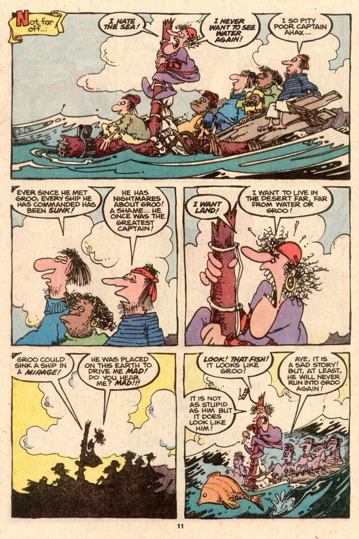 Read online Sergio Aragonés Groo the Wanderer comic -  Issue #57 - 11