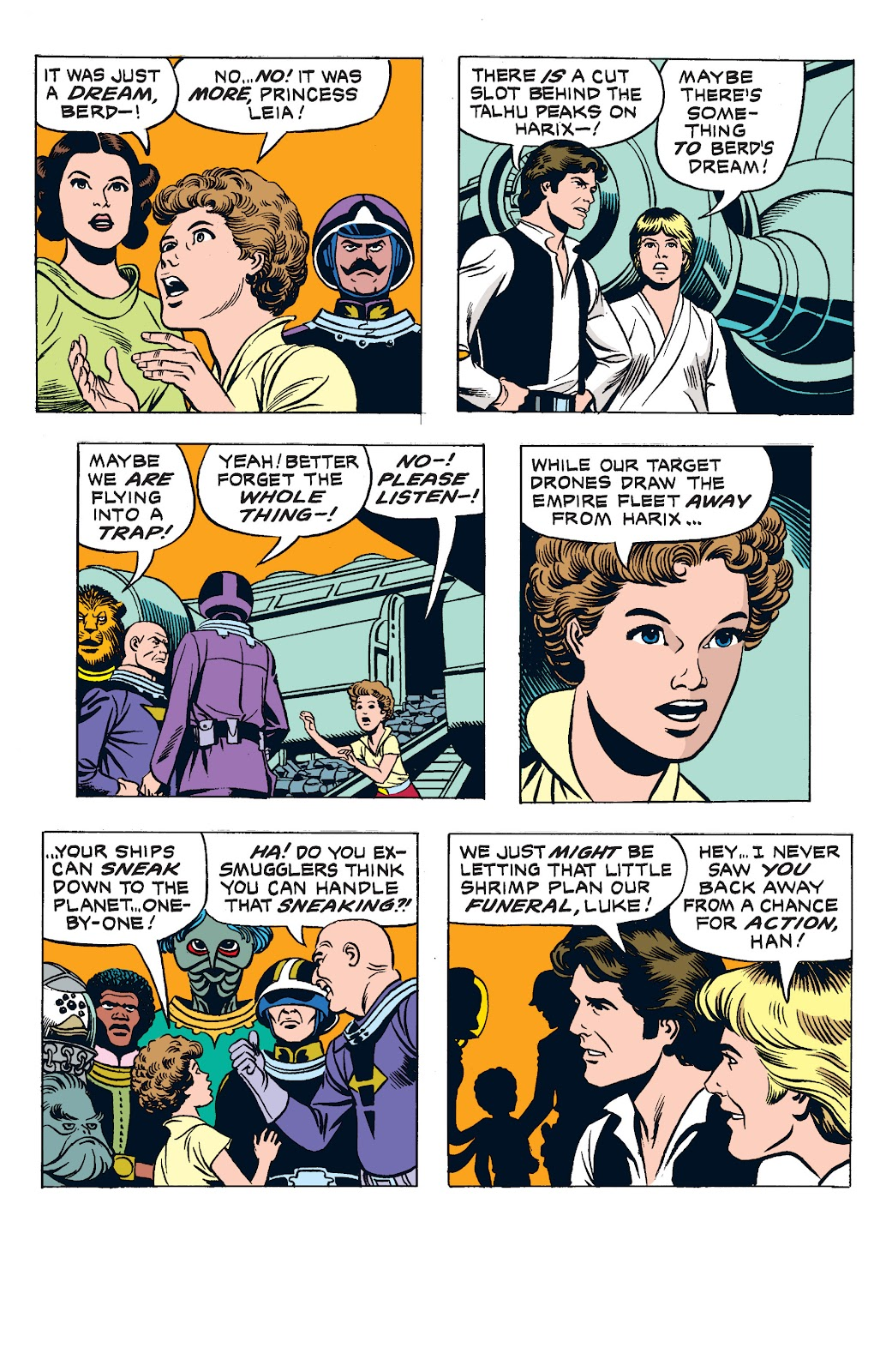 Read online Star Wars Legends: The Newspaper Strips - Epic Collection comic -  Issue # TPB (Part 3) - 15