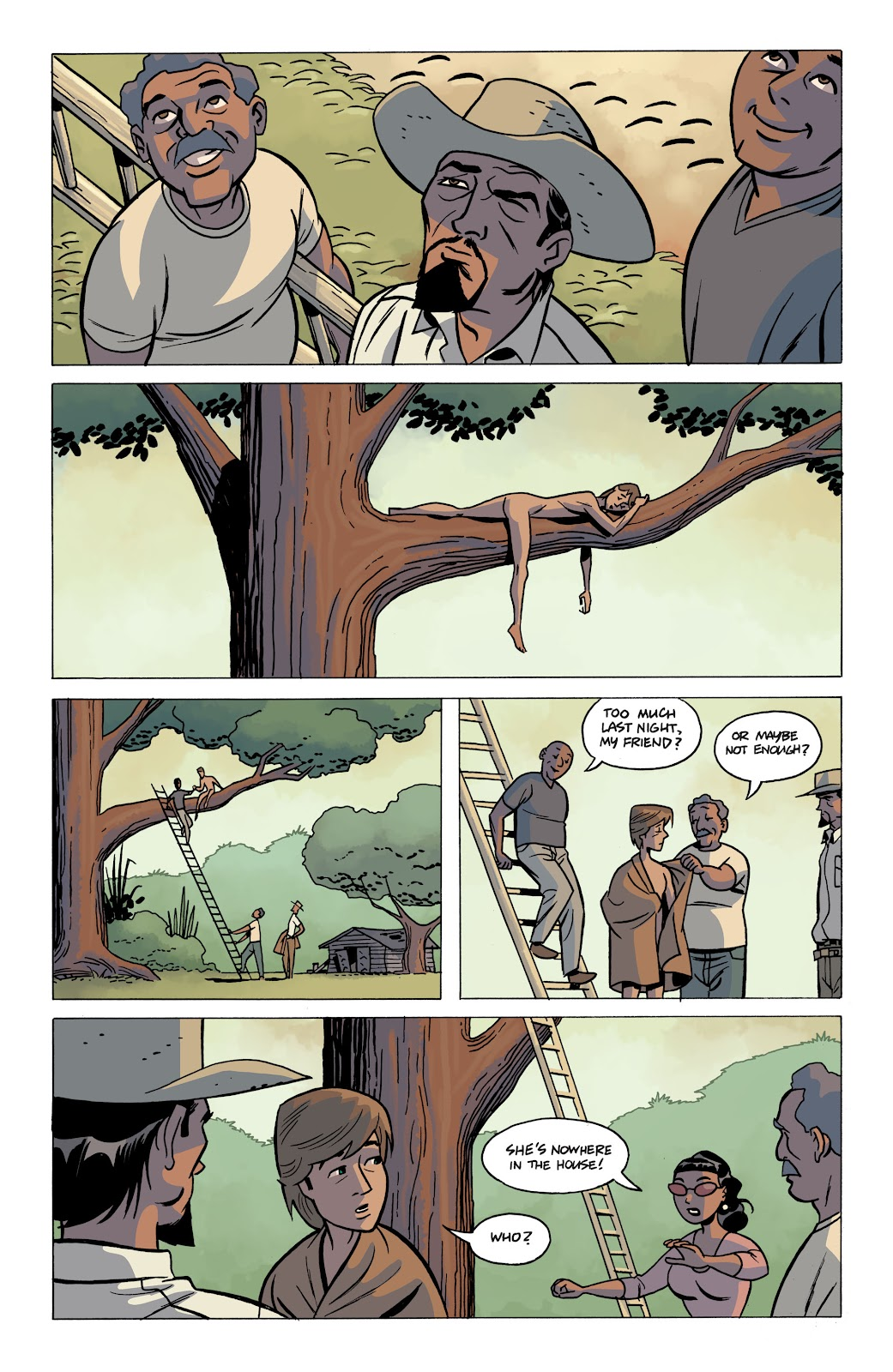 Read online The Twilight Children comic -  Issue #2 - 26