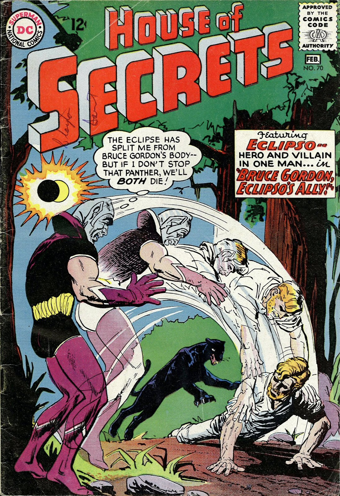 House of Secrets (1956) issue 70 - Page 1