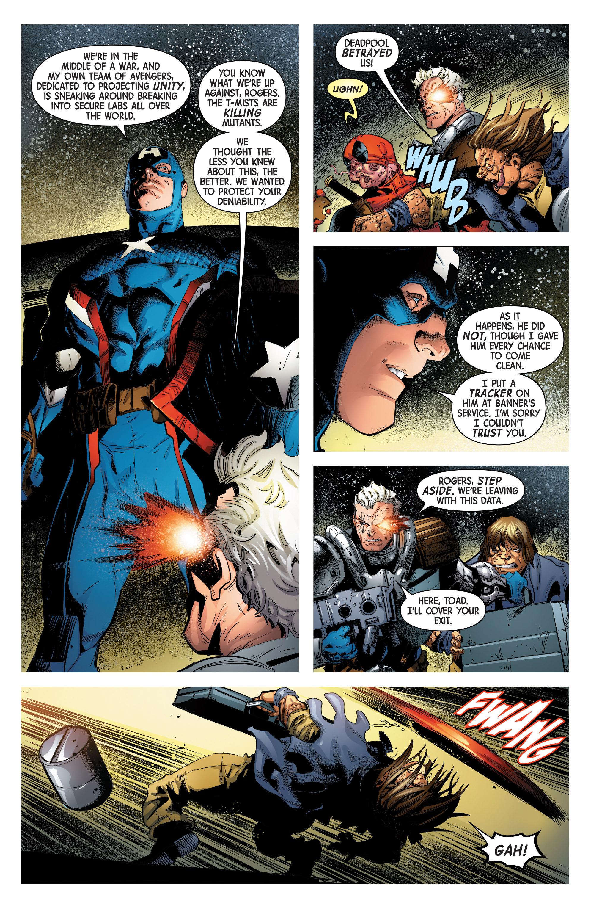 Read online Uncanny Avengers [II] comic -  Issue #14 - 10