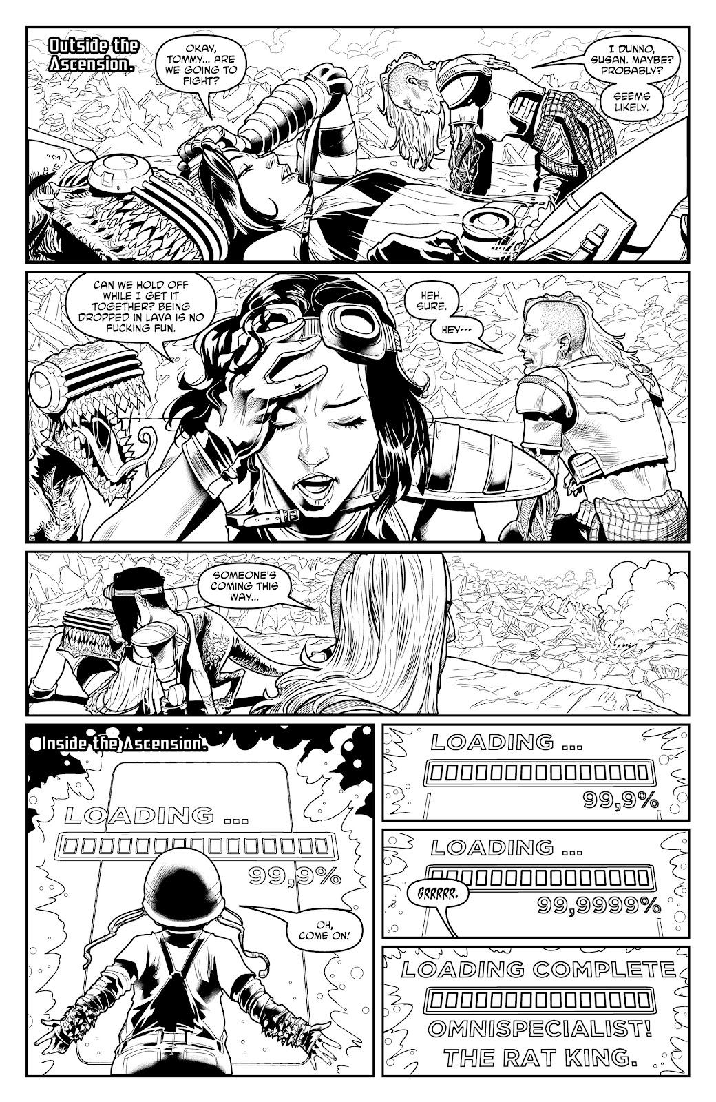 Read online Alan Moore's Cinema Purgatorio comic -  Issue #18 - 25