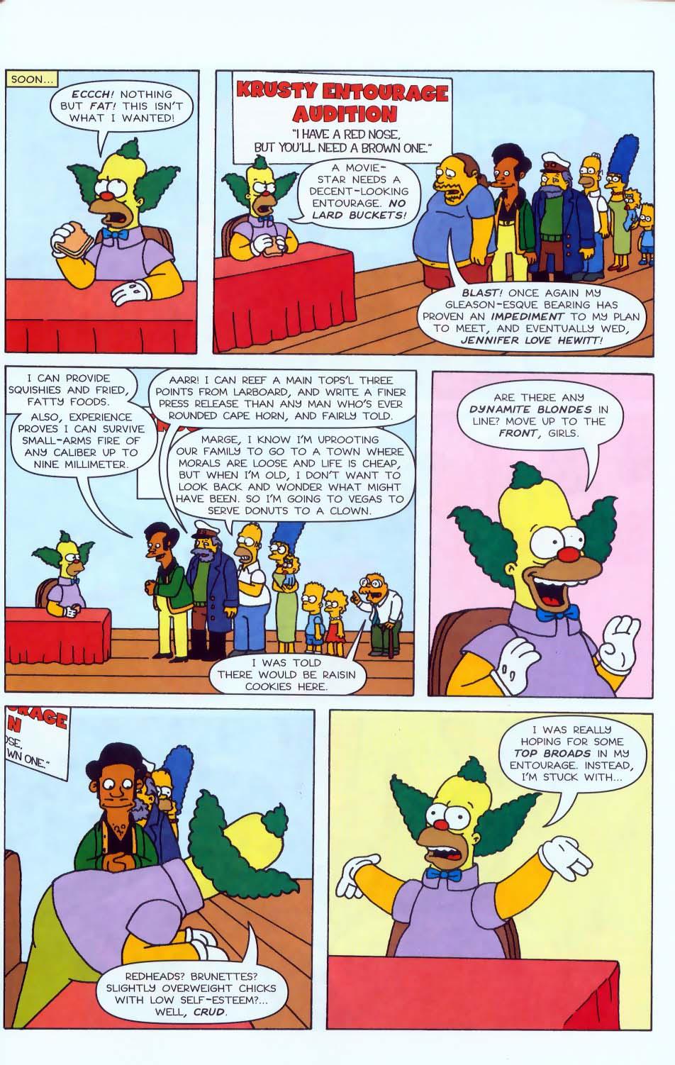 Read online Simpsons Comics comic -  Issue #50 - 46