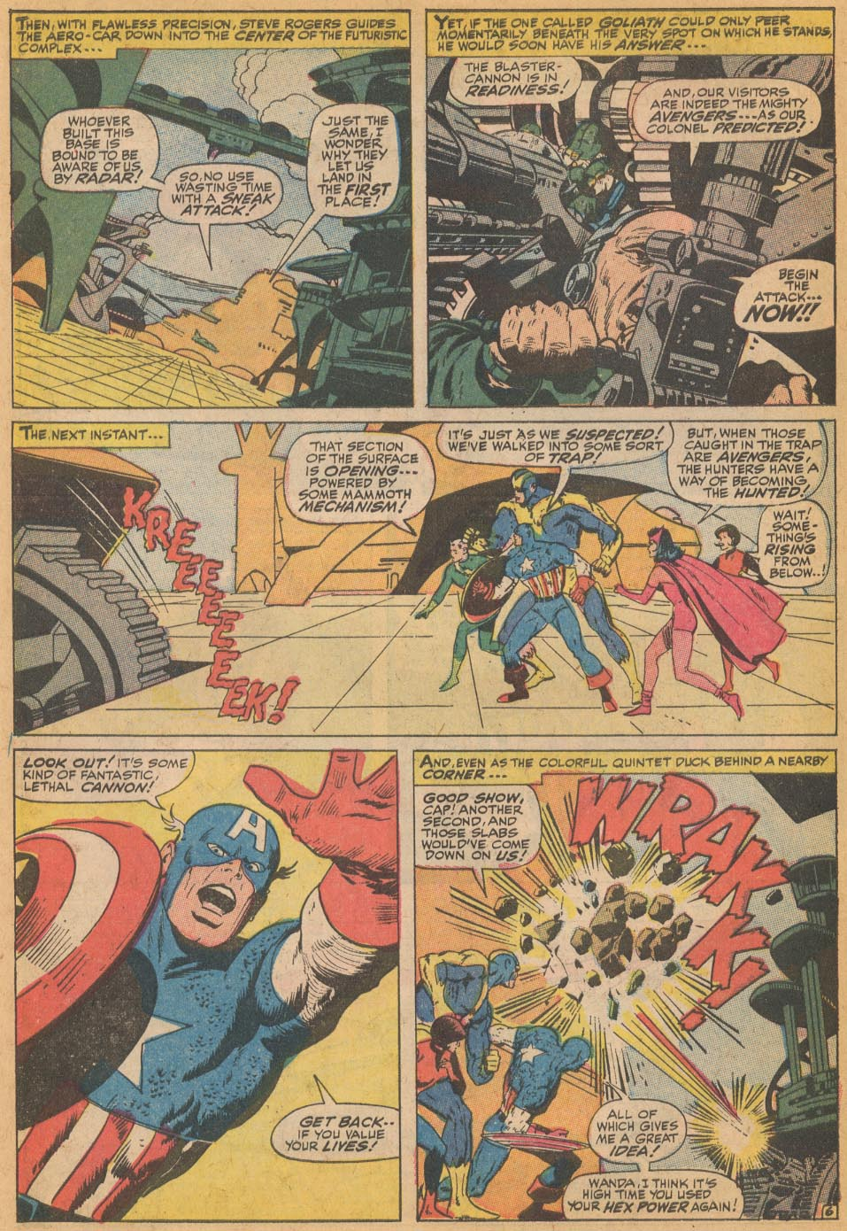 The Avengers (1963) 44 Page 9
