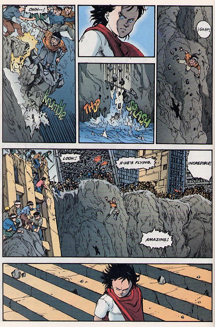 Read online Akira comic -  Issue #17 - 23