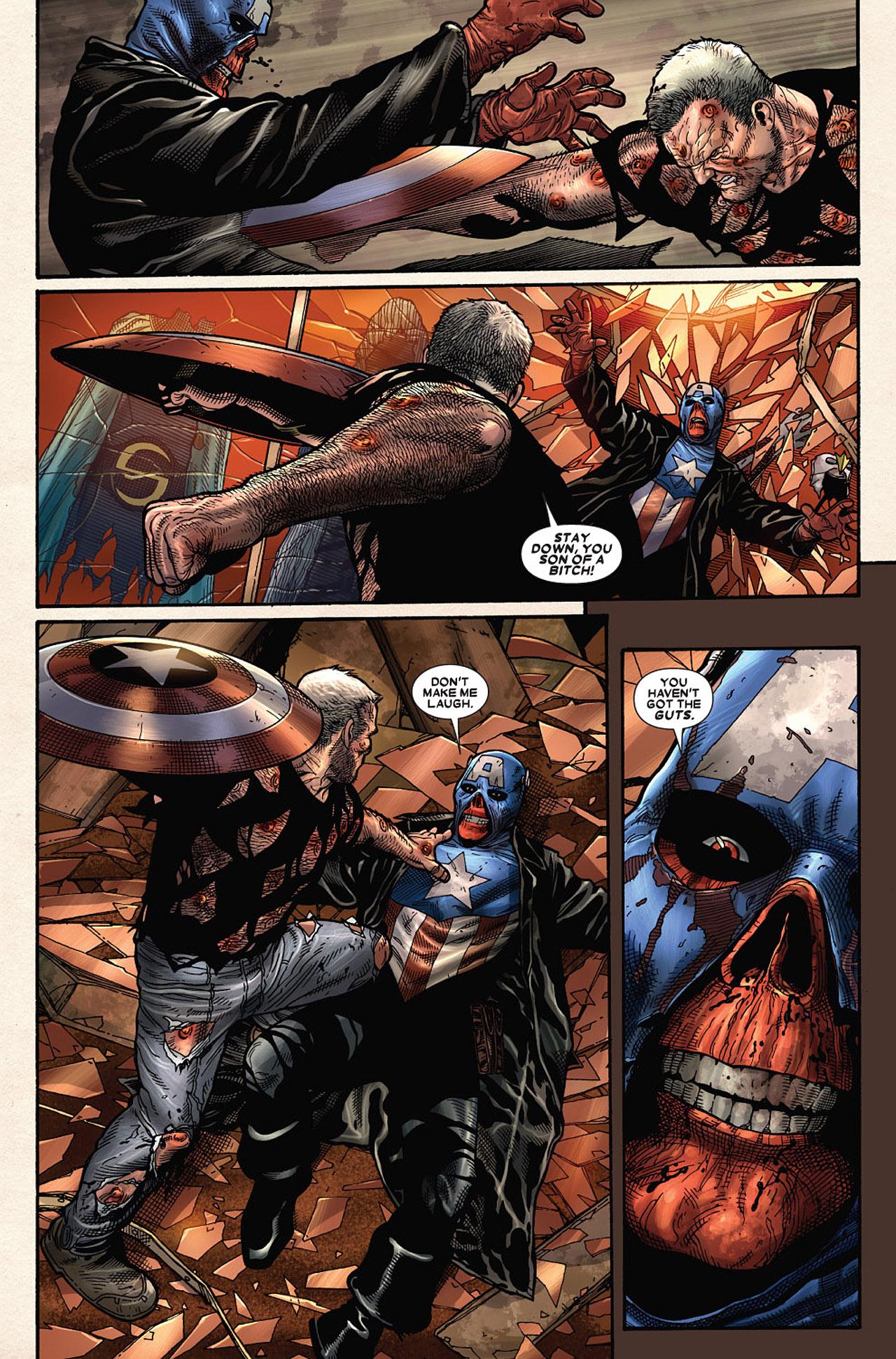 Read online Wolverine: Old Man Logan comic -  Issue # Full - 151