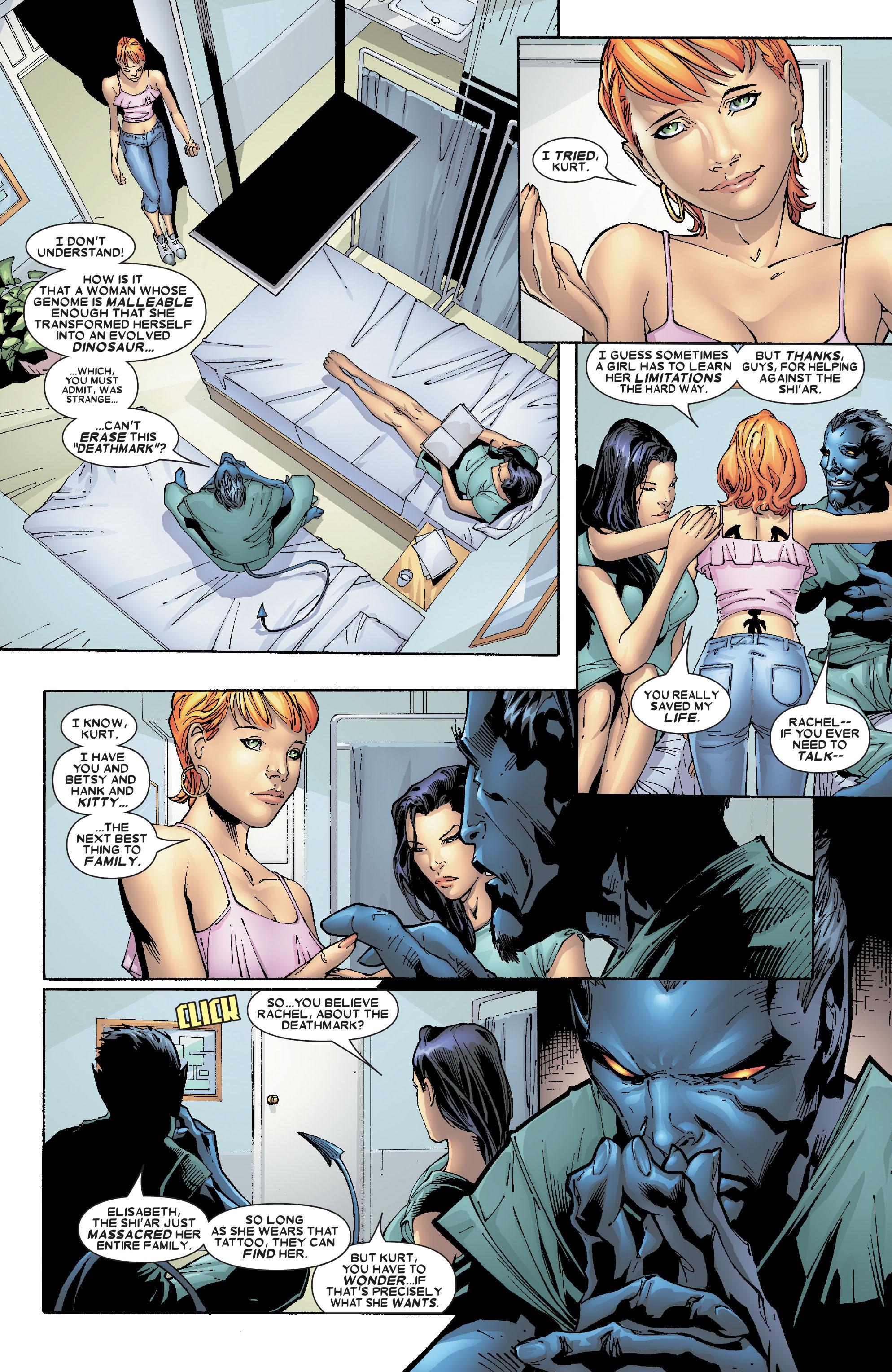 Read online Uncanny X-Men (1963) comic -  Issue #469 - 14