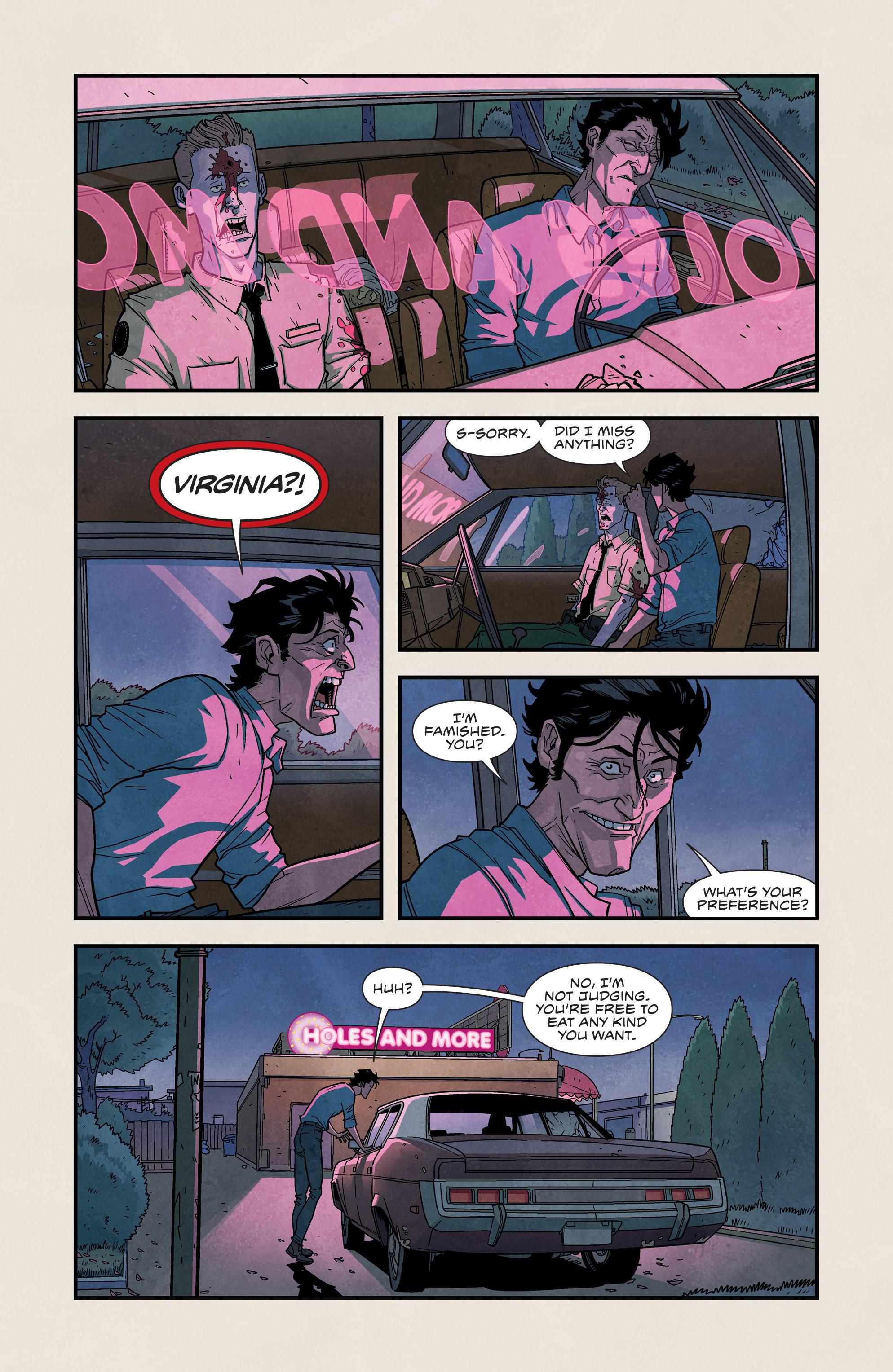 Read online Plastic comic -  Issue #2 - 16
