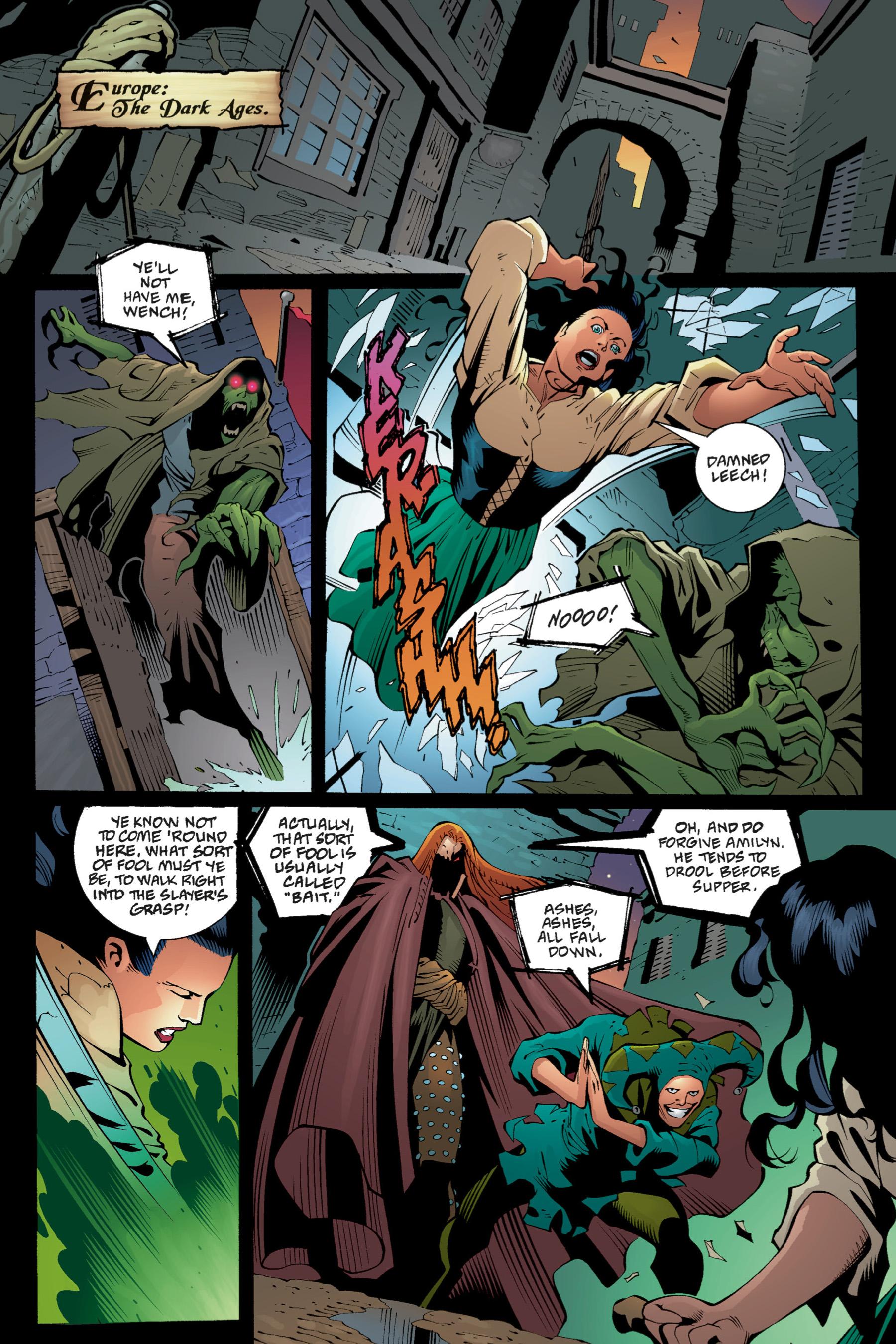 Read online Buffy the Vampire Slayer: Omnibus comic -  Issue # TPB 1 - 38