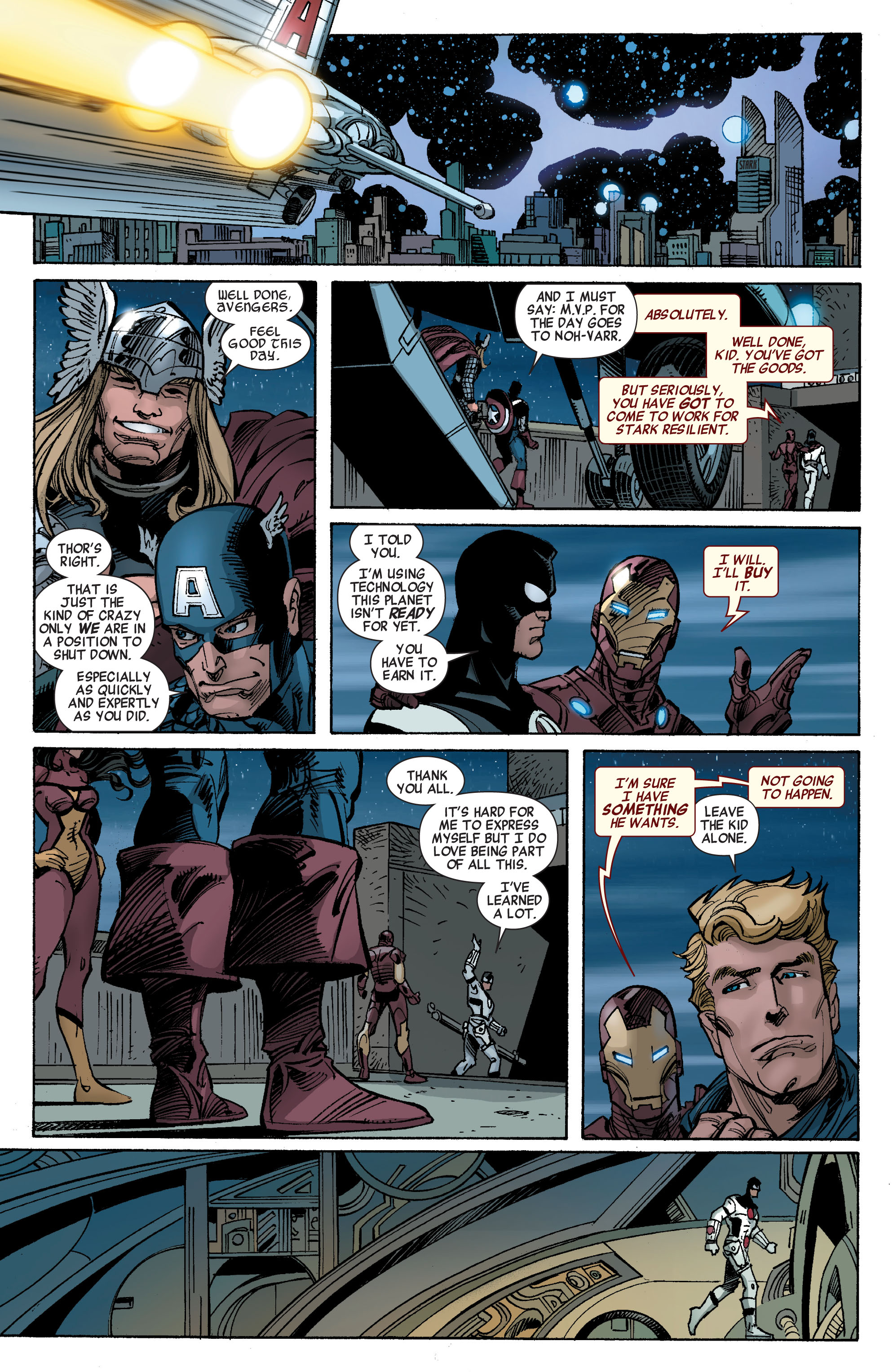 Read online Avengers (2010) comic -  Issue #25 - 18