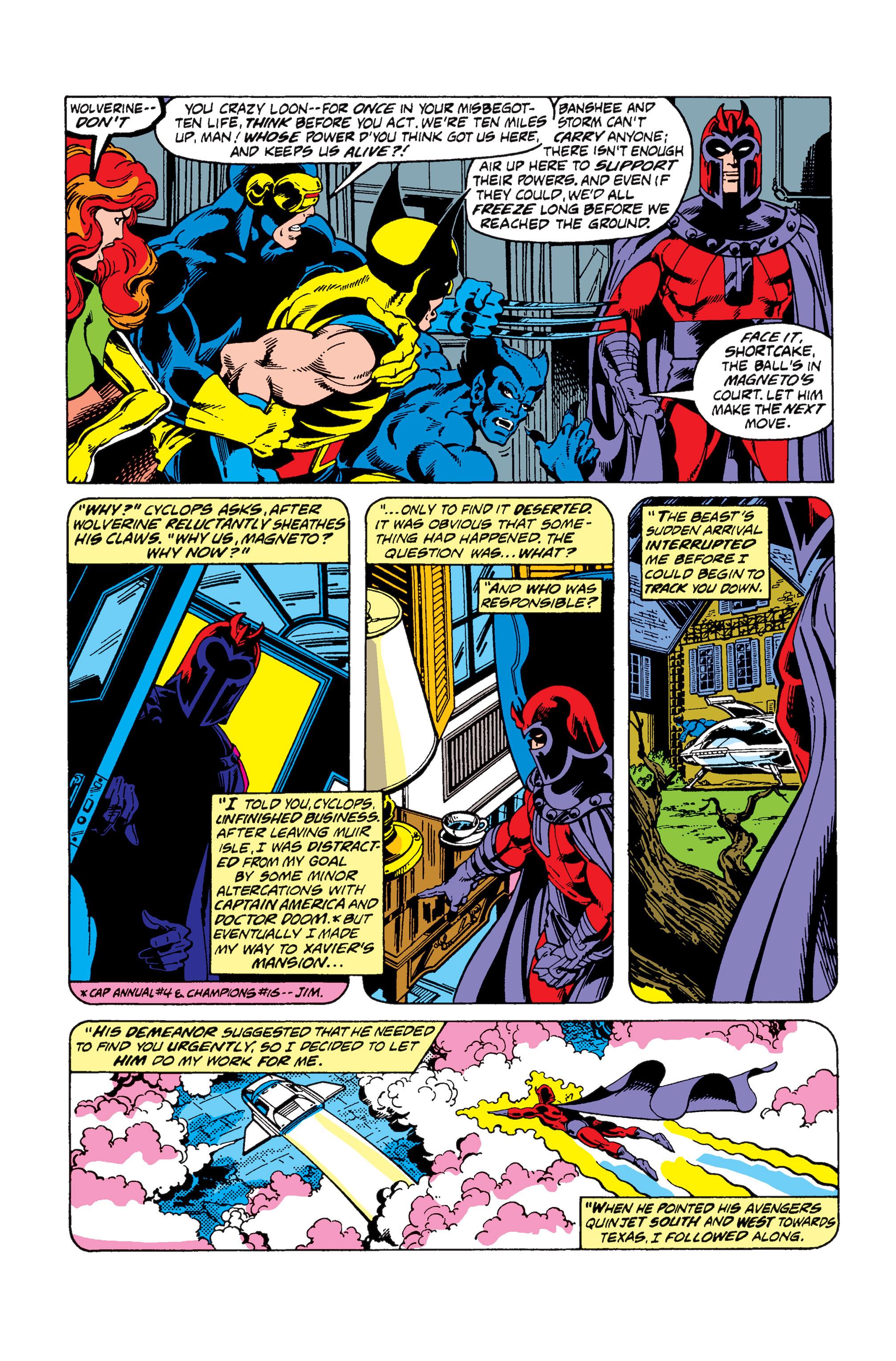 Uncanny X-Men (1963) 112 Page 4