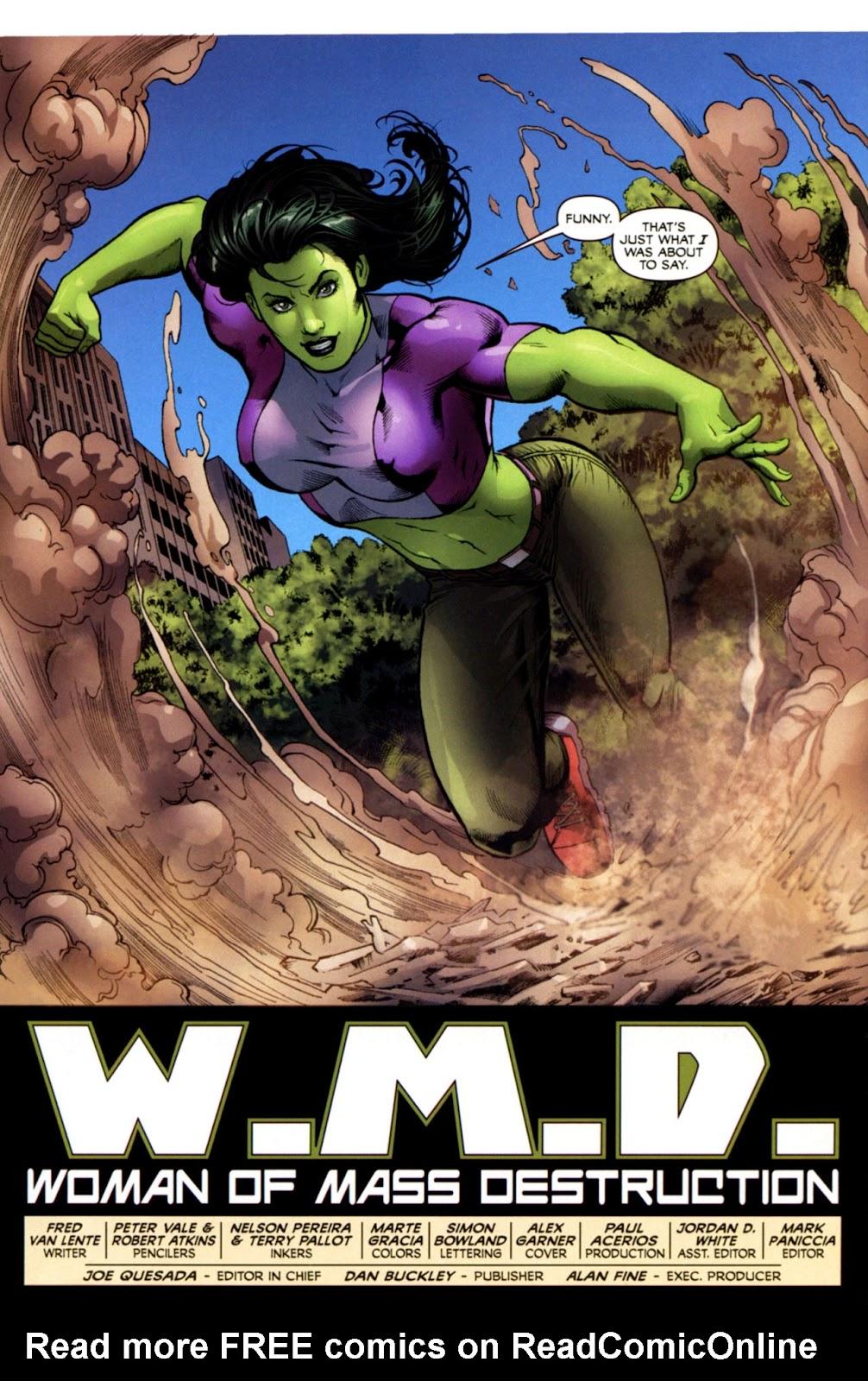 Savage She-Hulk Issue #1 #1 - English 25