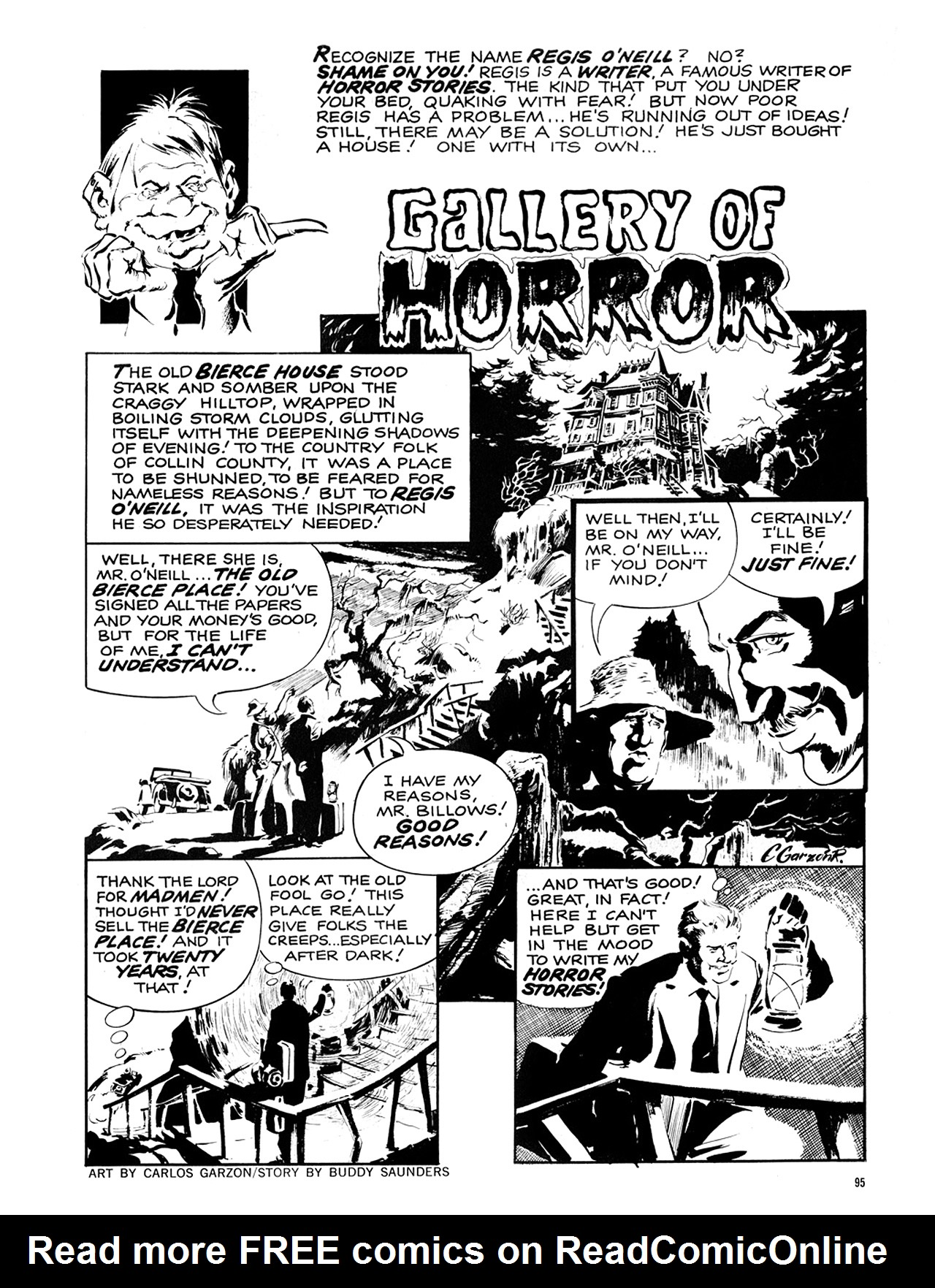 Read online Eerie Archives comic -  Issue # TPB 6 - 96