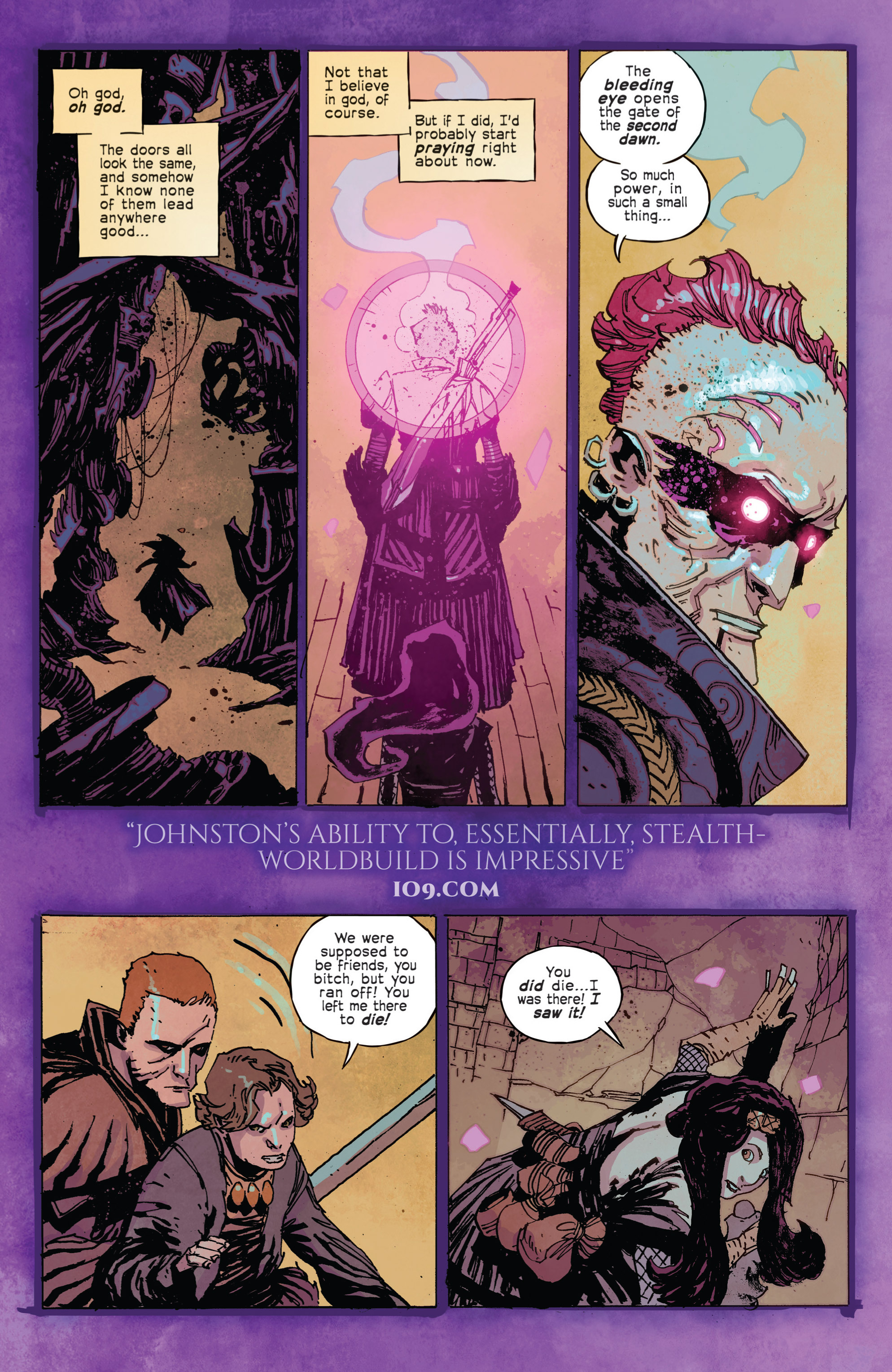 Read online Great Pacific comic -  Issue #10 - 28