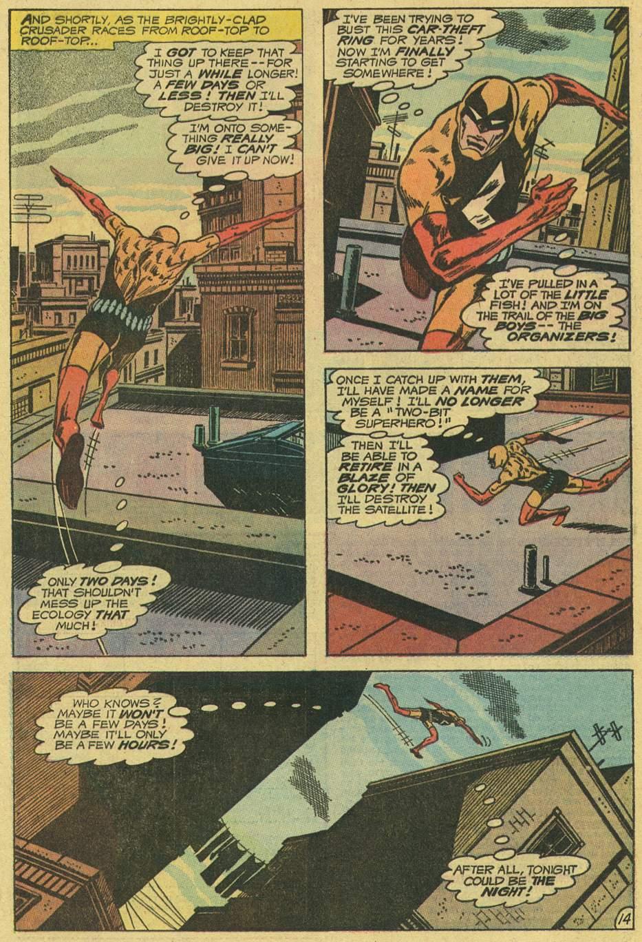 Read online Aquaman (1962) comic -  Issue #56 - 20