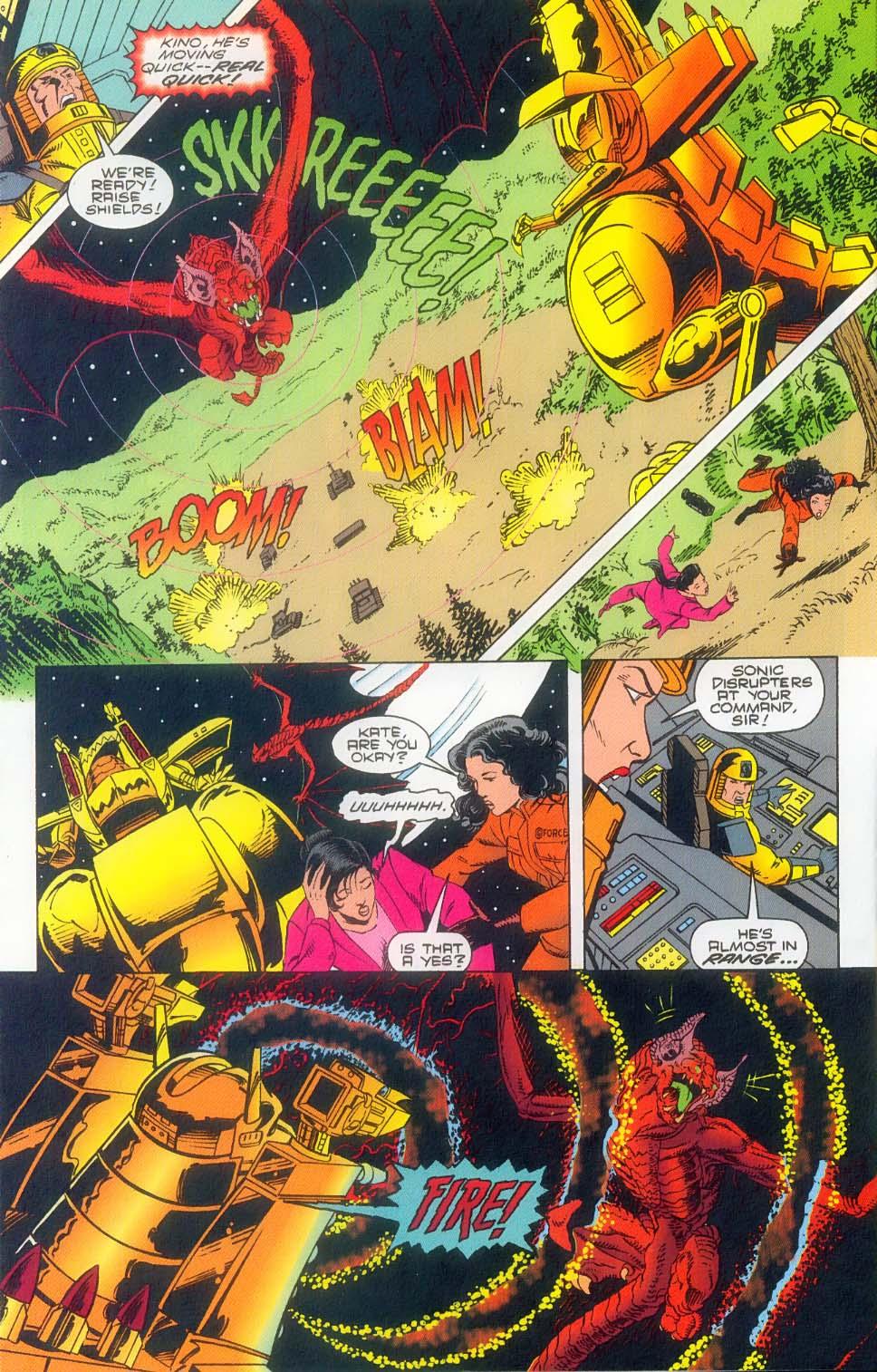 Godzilla (1995) Issue #3 #4 - English 20