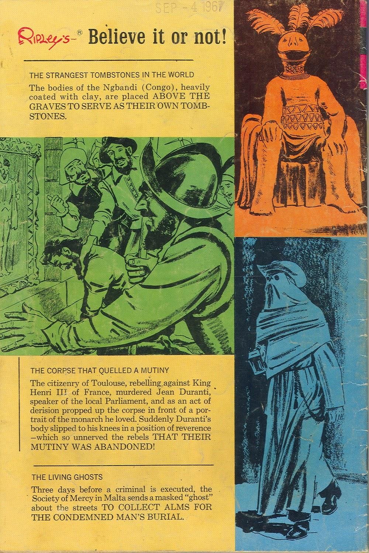 Ripleys Believe it or Not! (1965) 6 Page 36