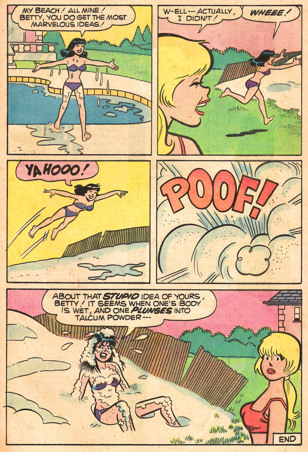 Read online Archie's Girls Betty and Veronica comic -  Issue #262 - 33