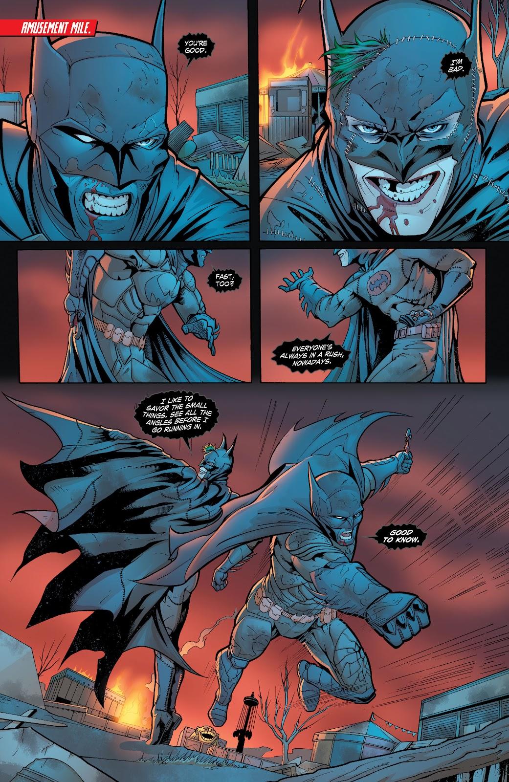 Read online Smallville Season 11 [II] comic -  Issue # TPB 6 - 155