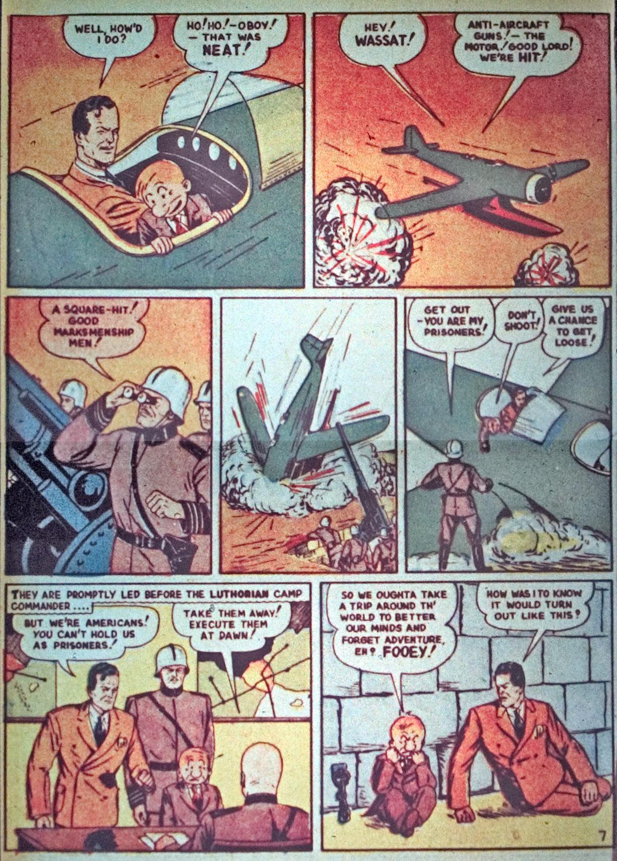 Read online Detective Comics (1937) comic -  Issue #34 - 62