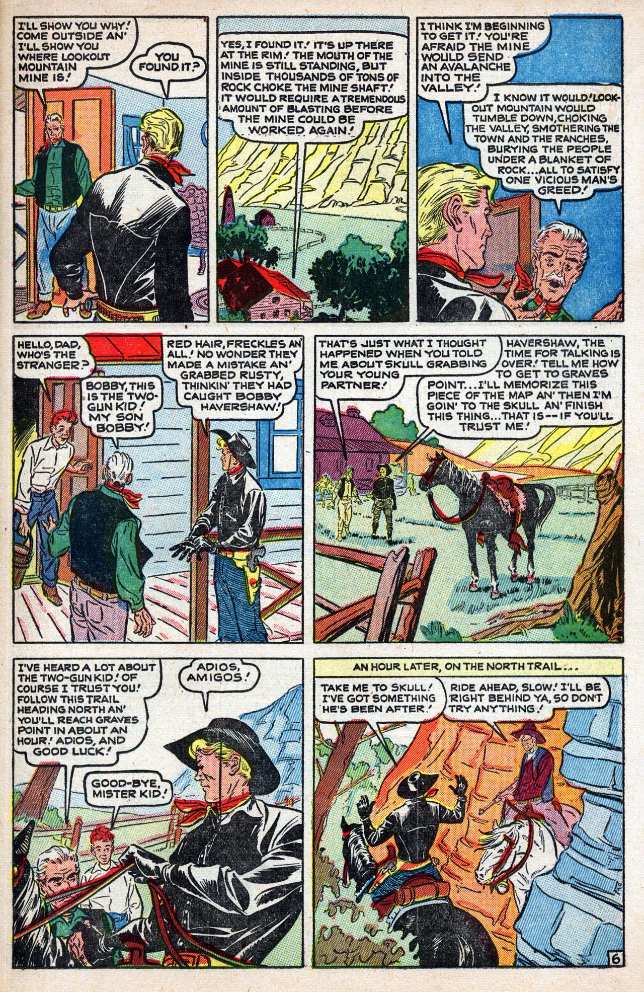 Read online Two-Gun Kid comic -  Issue #8 - 17