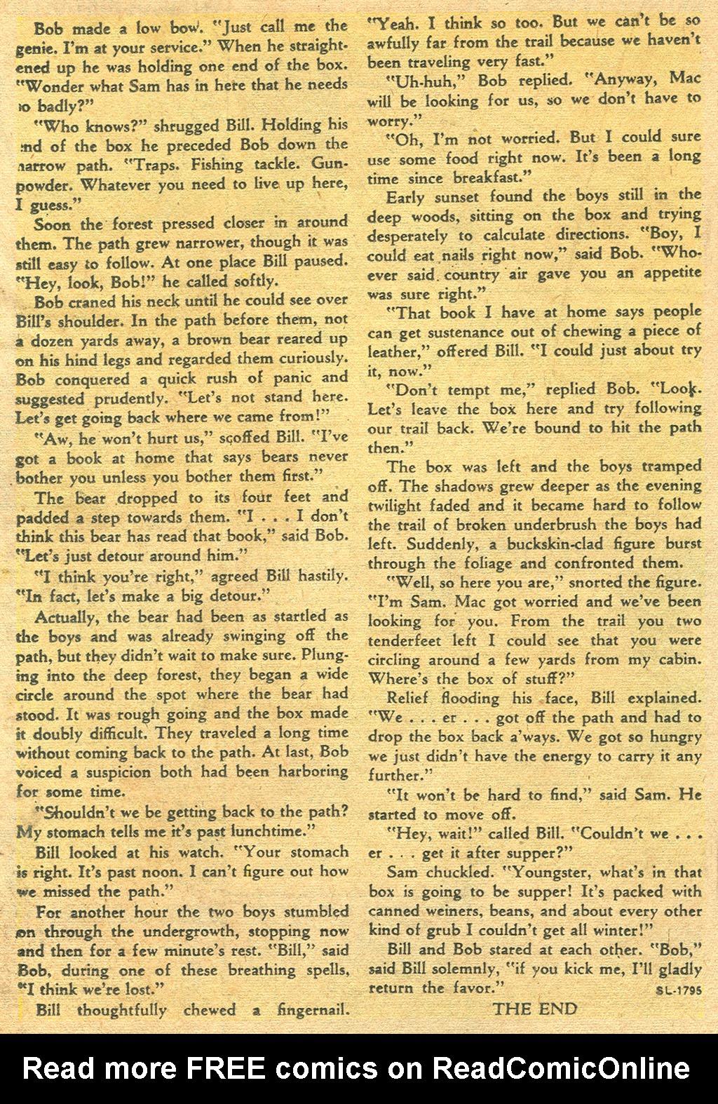 Read online Two-Gun Kid comic -  Issue #1 - 20