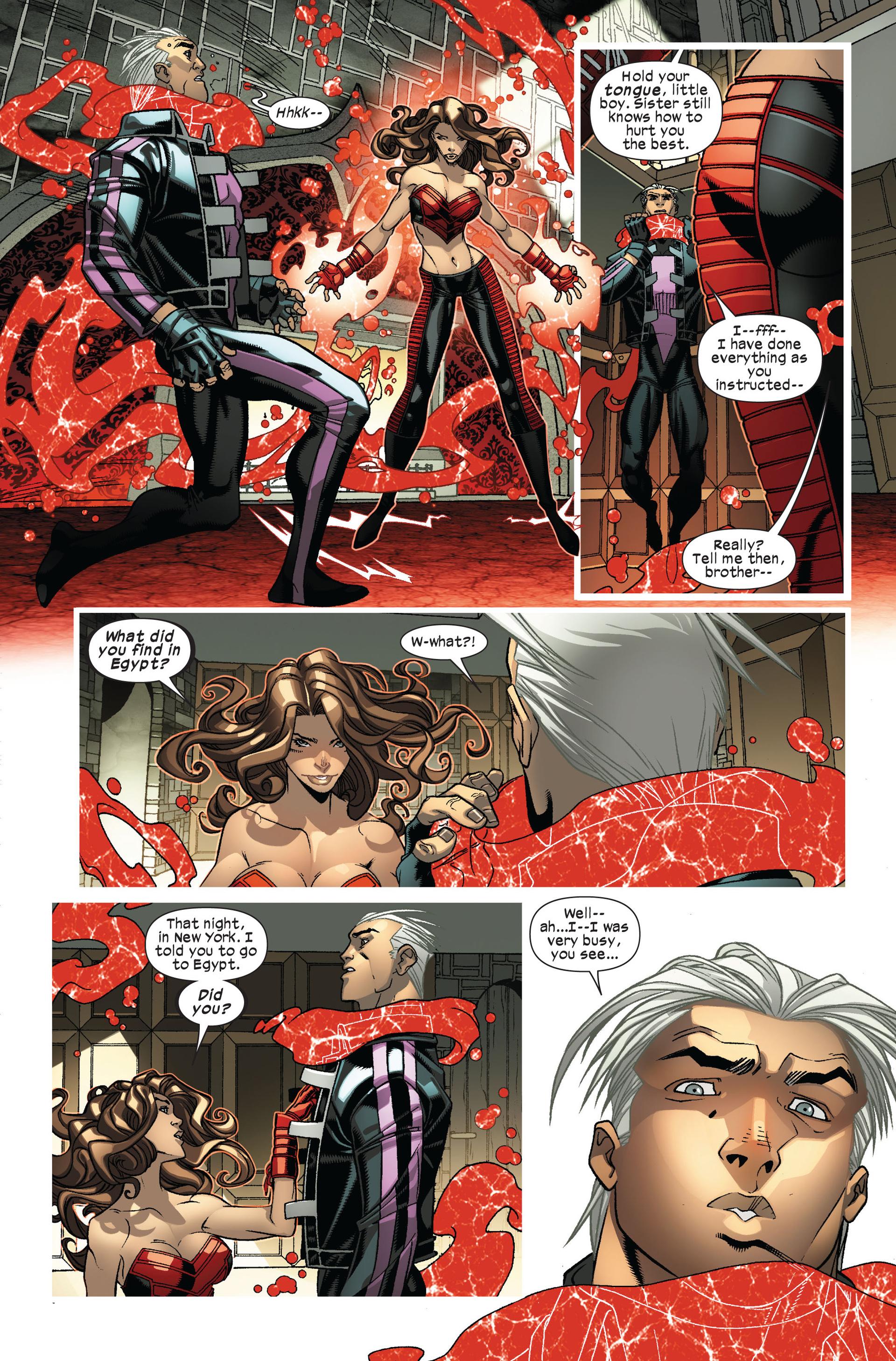 Read online Ultimate Comics X-Men comic -  Issue #7 - 15