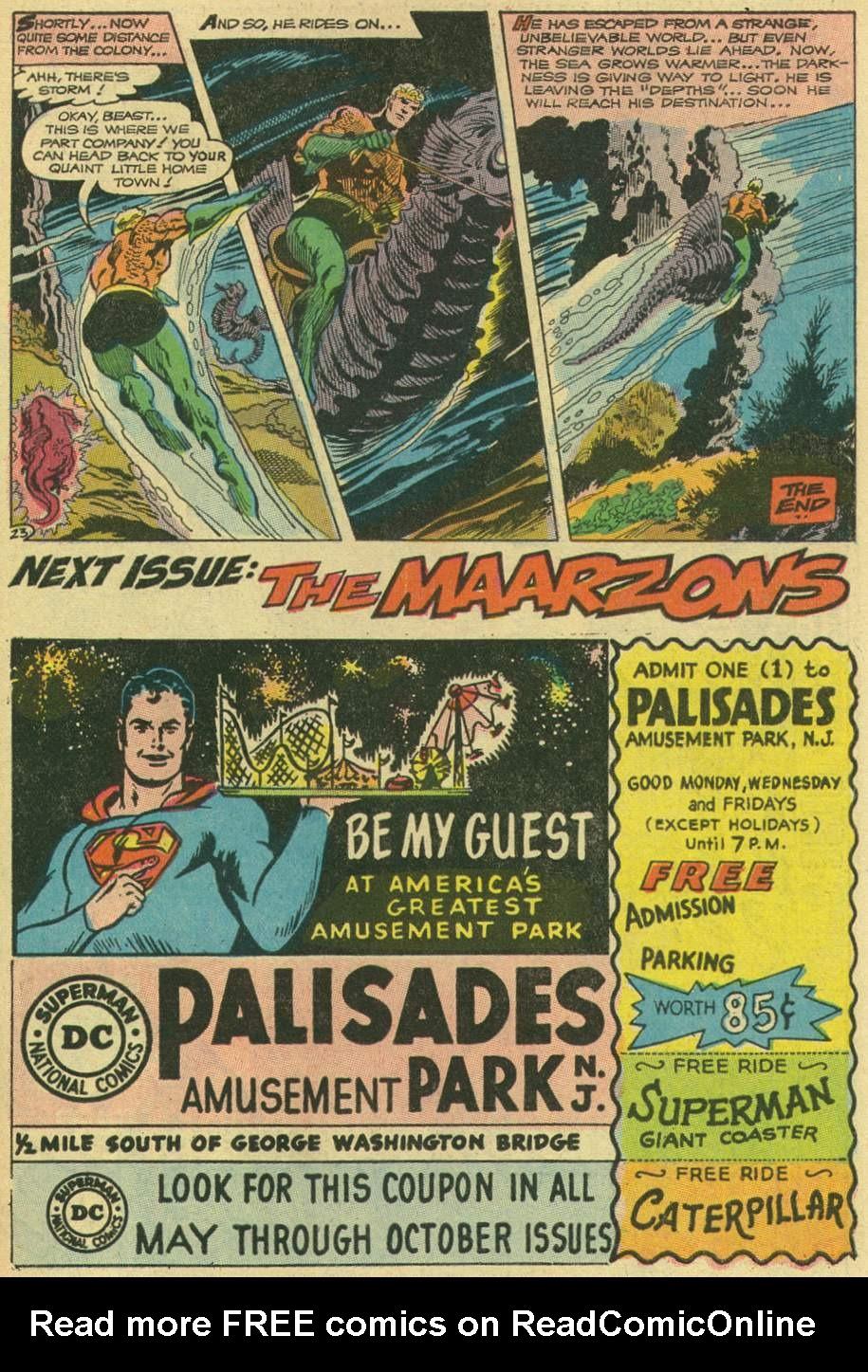 Read online Adventure Comics (1938) comic -  Issue #492 - 34