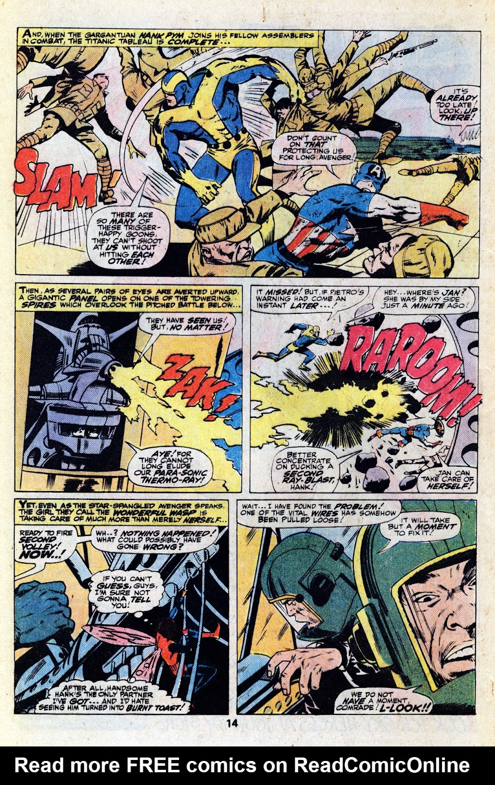 Marvel Triple Action (1972) issue 36 - Page 16