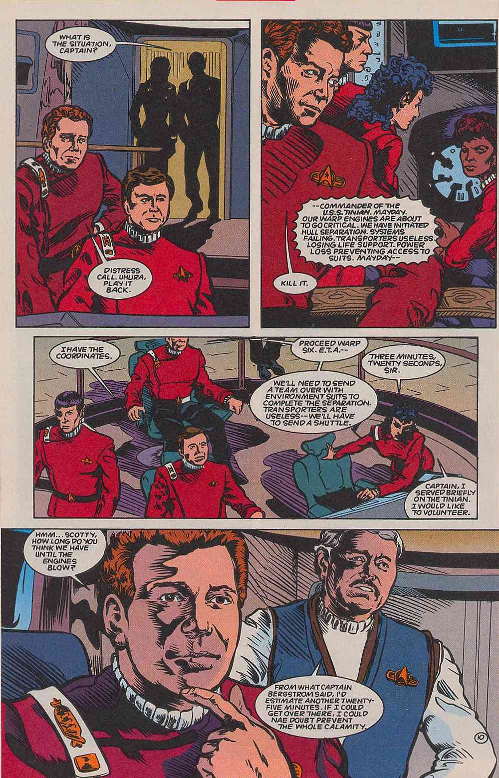 Read online Star Trek (1989) comic -  Issue # _Special 2 - 42