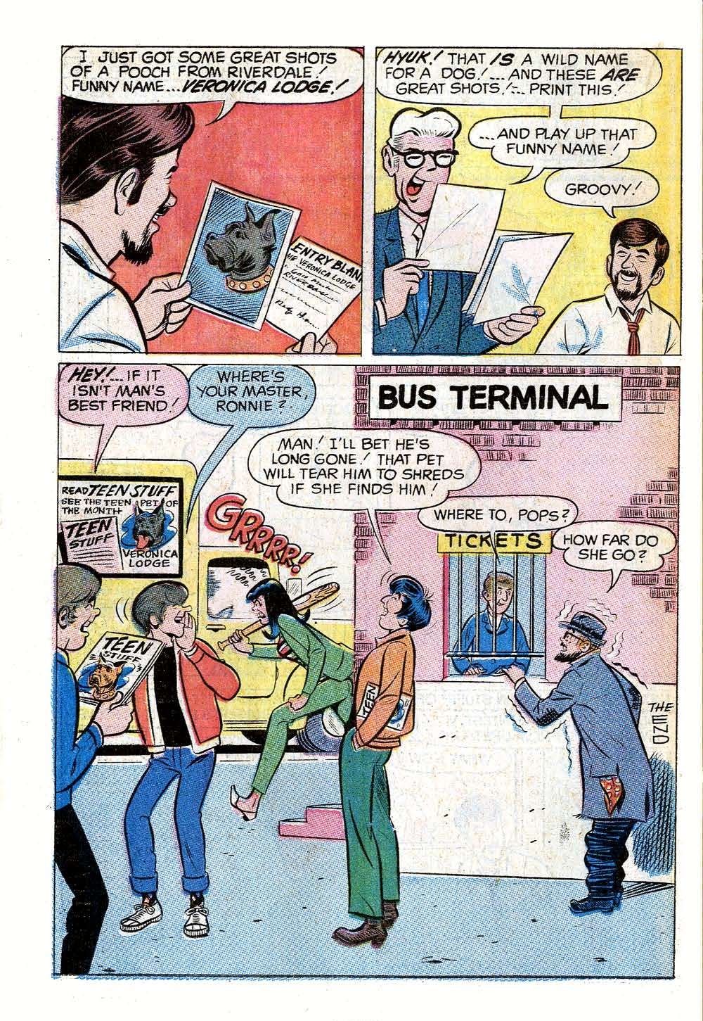 Read online Archie (1960) comic -  Issue #198 - 18