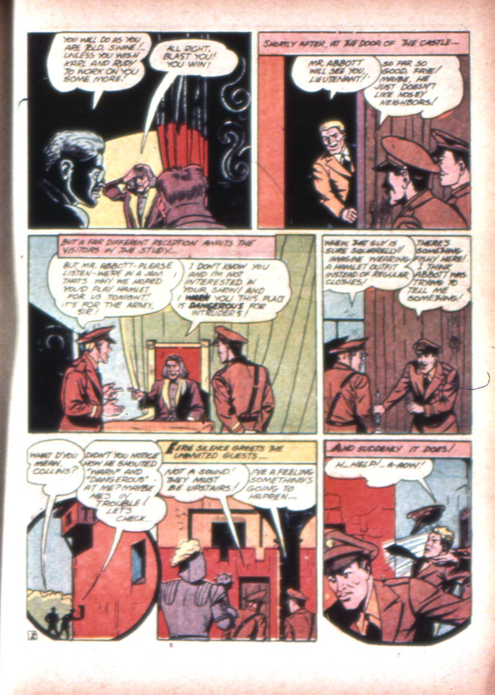 Read online Sensation (Mystery) Comics comic -  Issue #20 - 33
