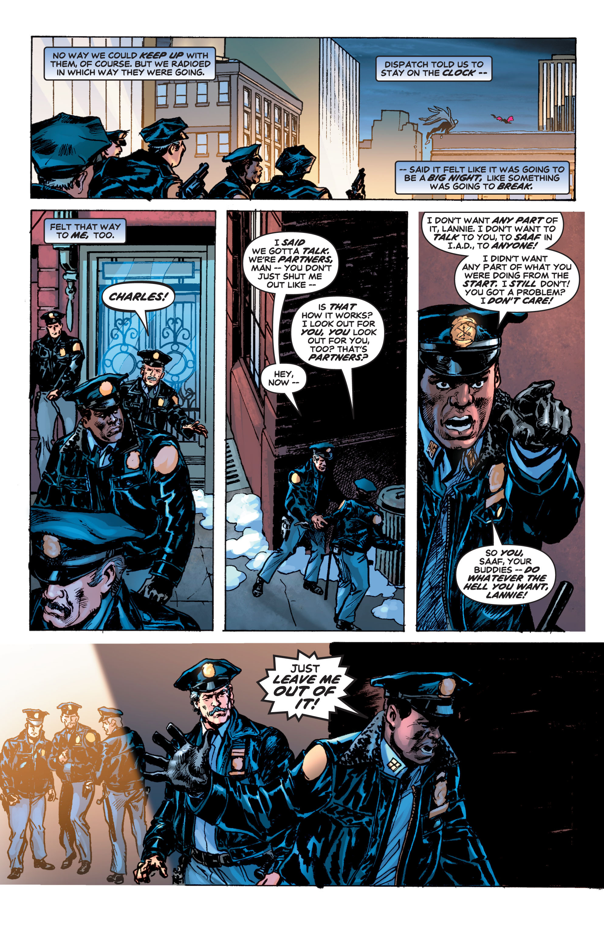 Read online Astro City: Dark Age/Book Two comic -  Issue #3 - 18