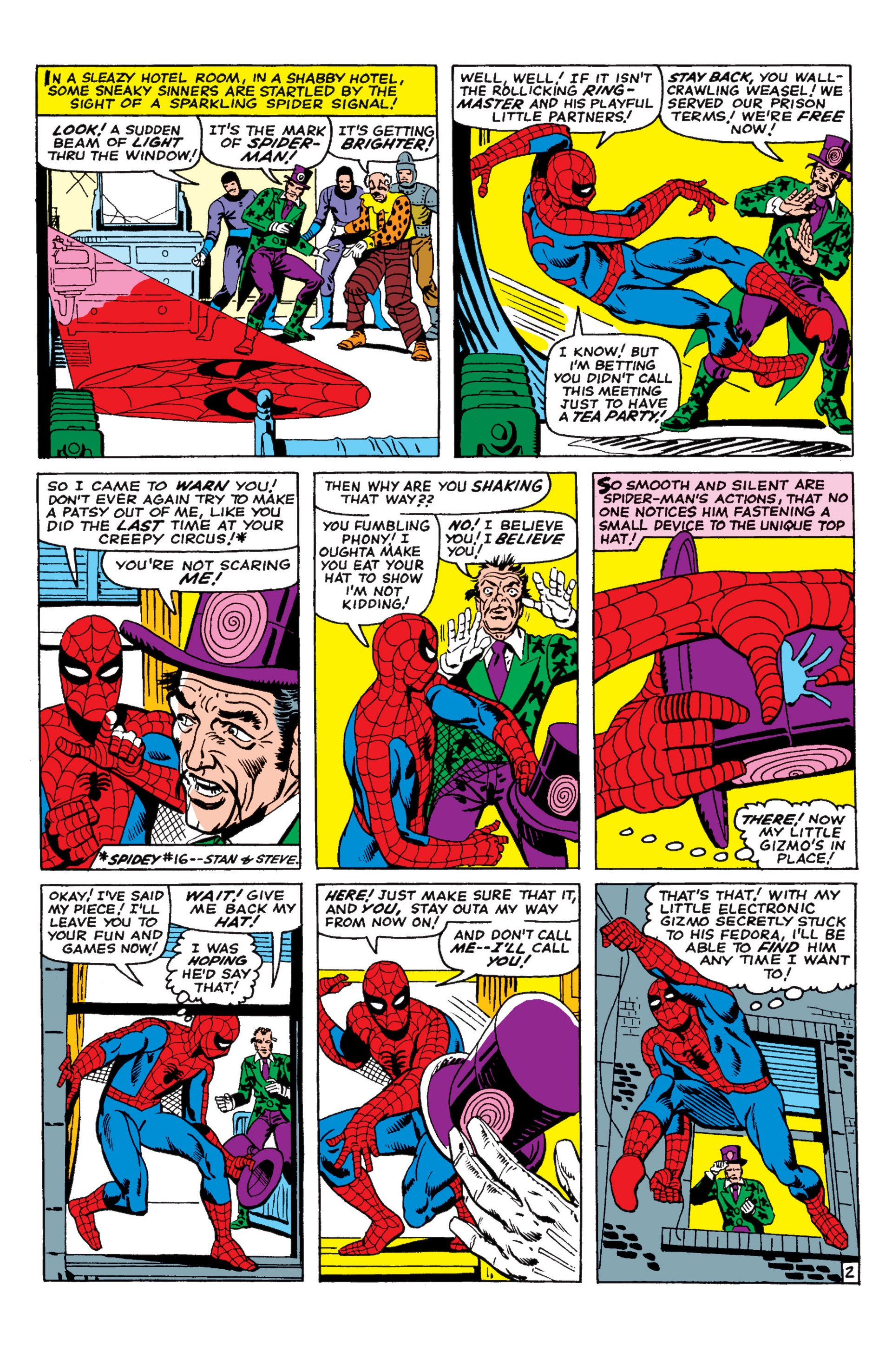 The Amazing Spider-Man (1963) 22 Page 2