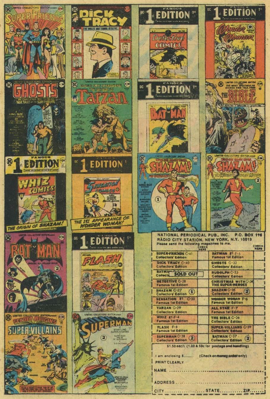 Read online Adventure Comics (1938) comic -  Issue #443 - 18
