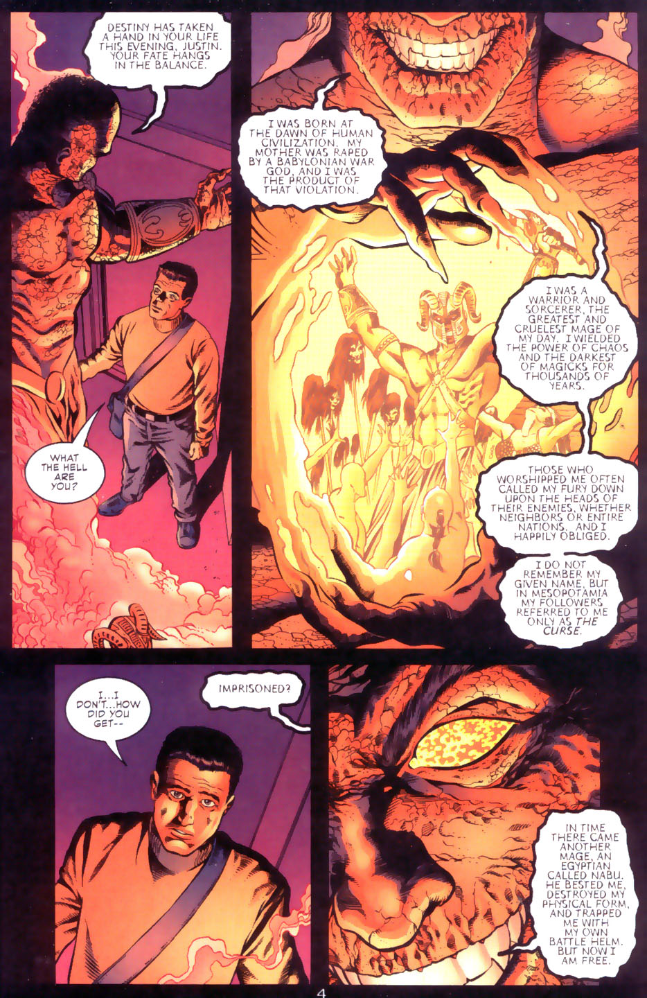 Read online Doctor Fate (2003) comic -  Issue #2 - 5